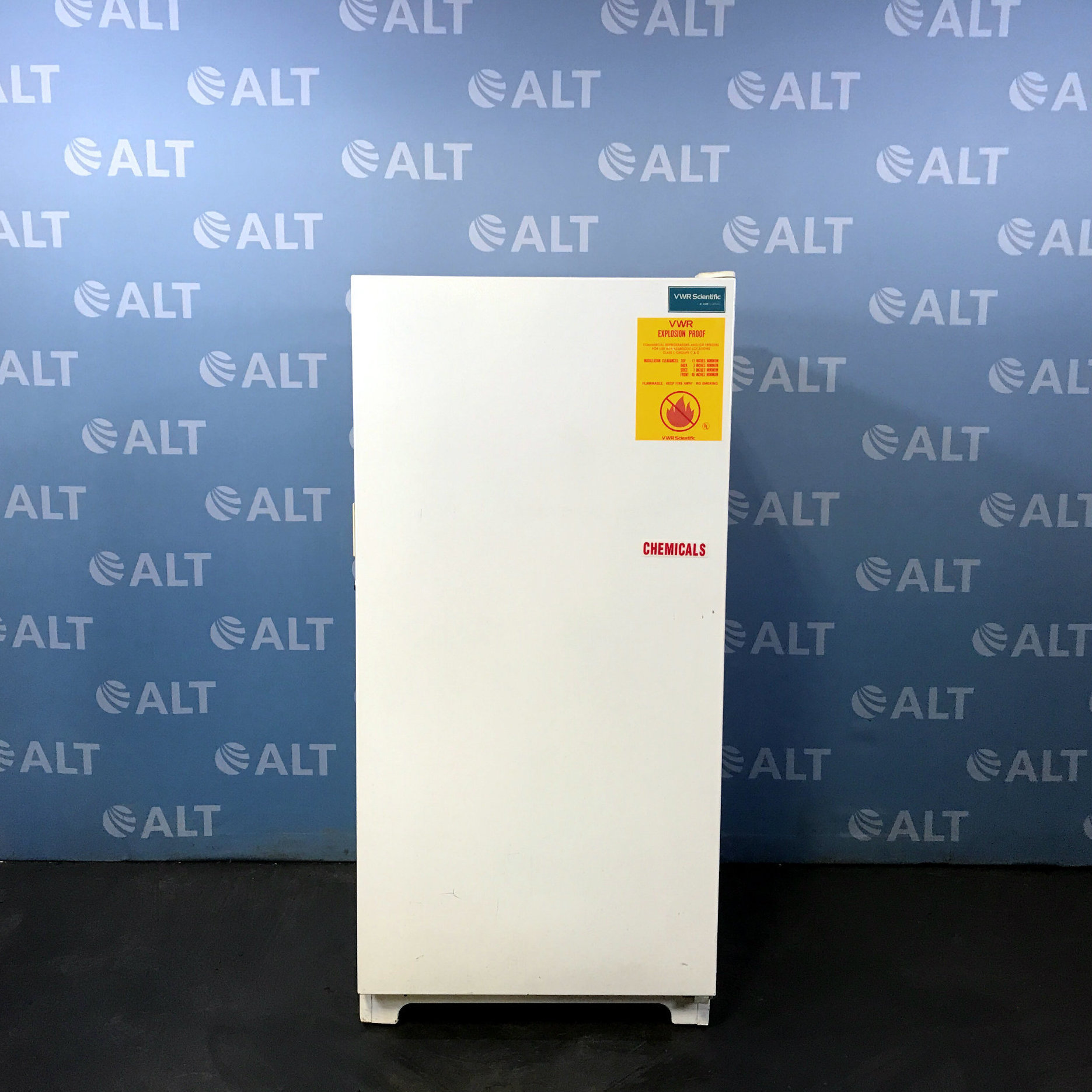 VWR Scientific U2016XABA -20 Explosion Proof Freezer Image