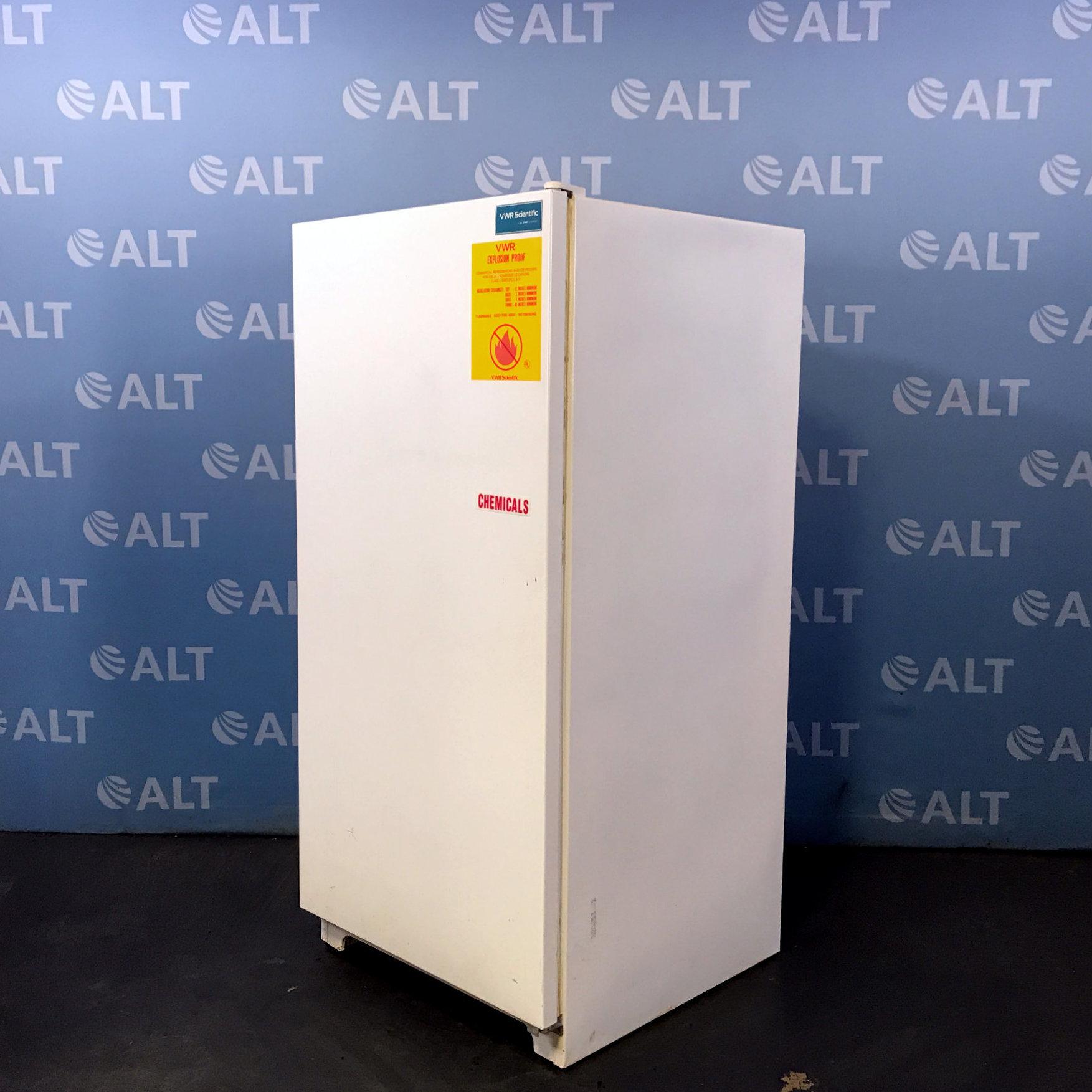 VWR Scientific U2016XABA -20 Explosion Proof Freezer Image