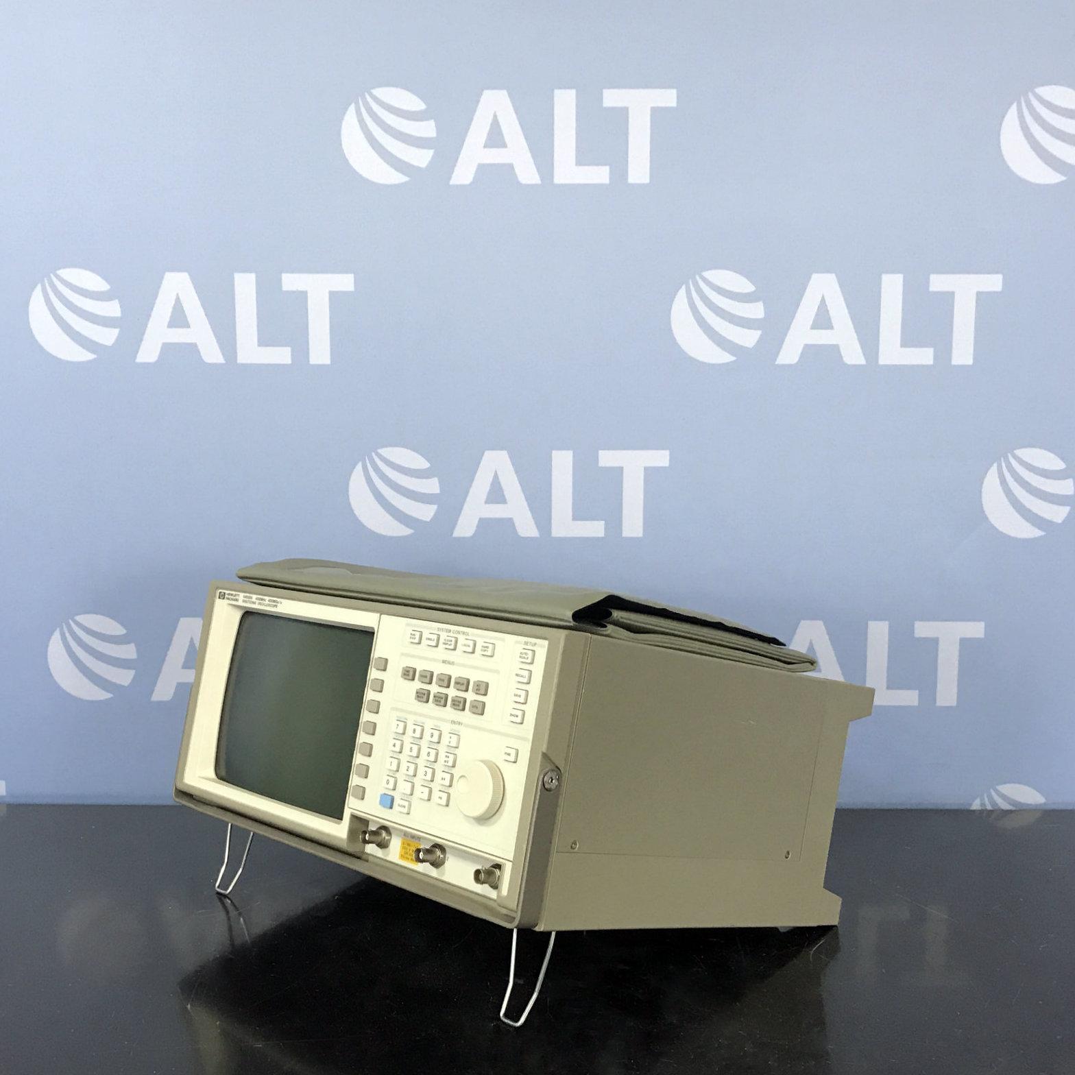 Hewlett Packard 54502A 400 MHZ DIGITIZING OSCILLOSCOPE Image