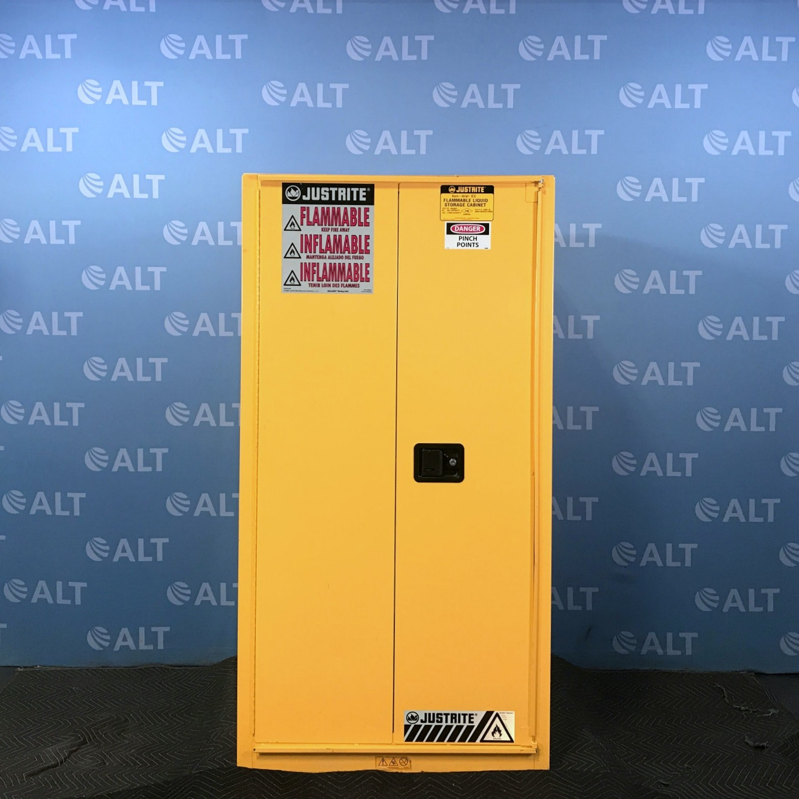 Sure-Grip EX 8960801 Flammable Safety Cabinet 60 gallon Name