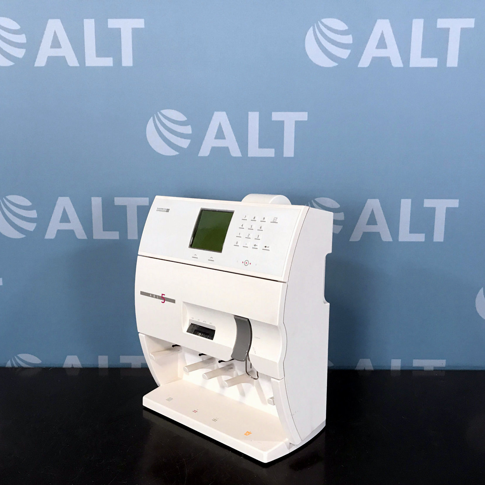 Radiometer ABL5 Blood Gas Analyzer Image