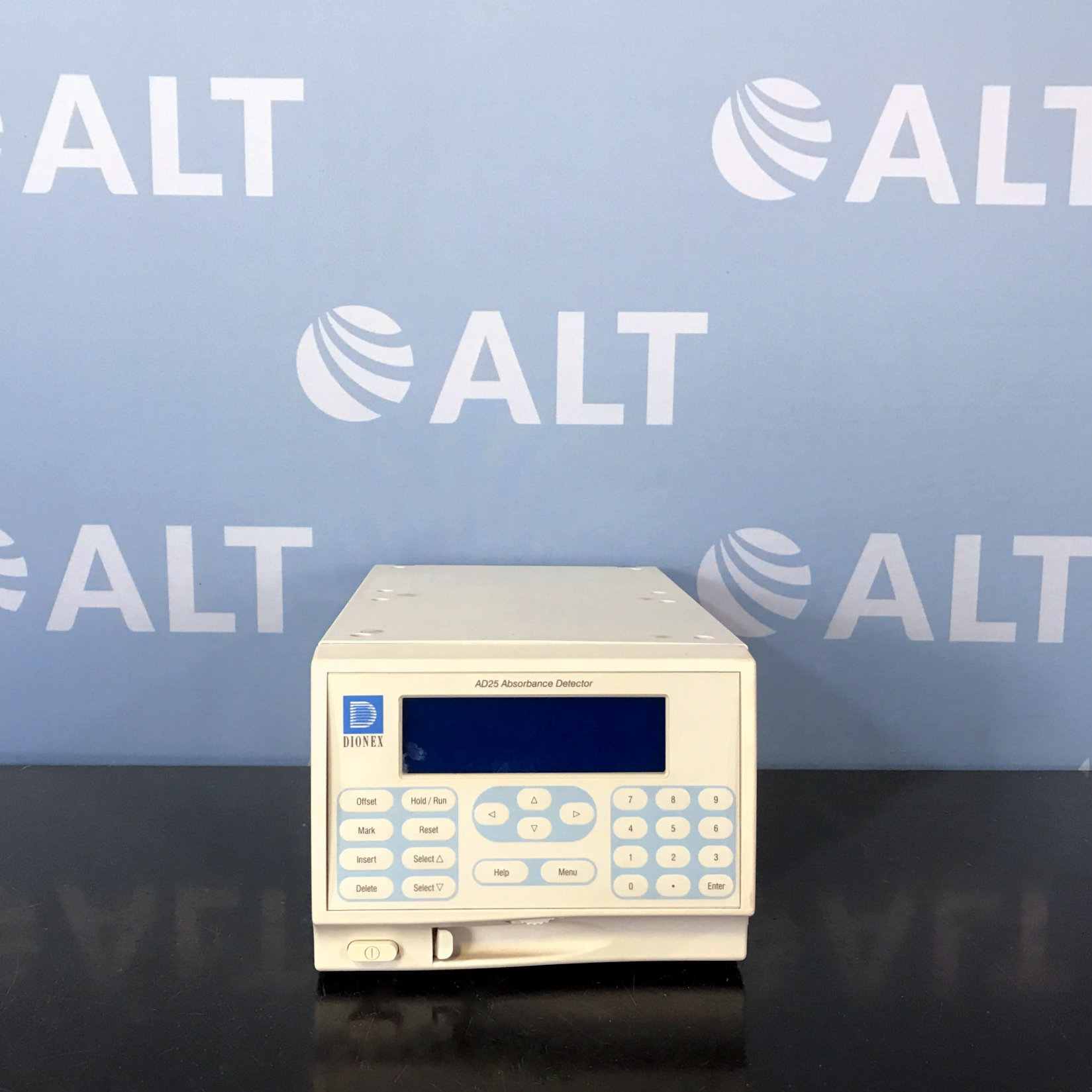 AD25 Absorbance Detector With DX-LAN Name