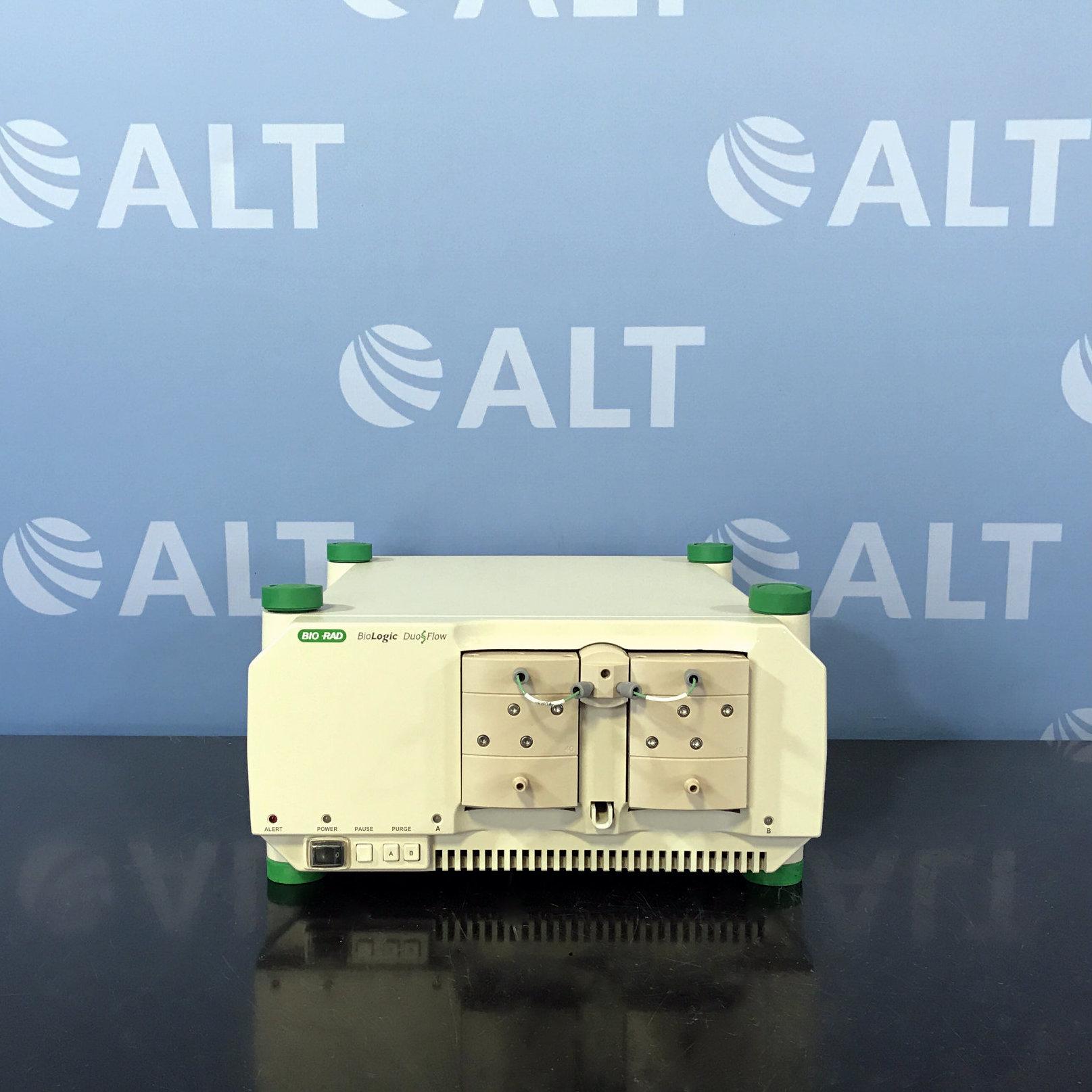 Bio-Rad BioLogic DuoFlow QuadTec 40 System Image