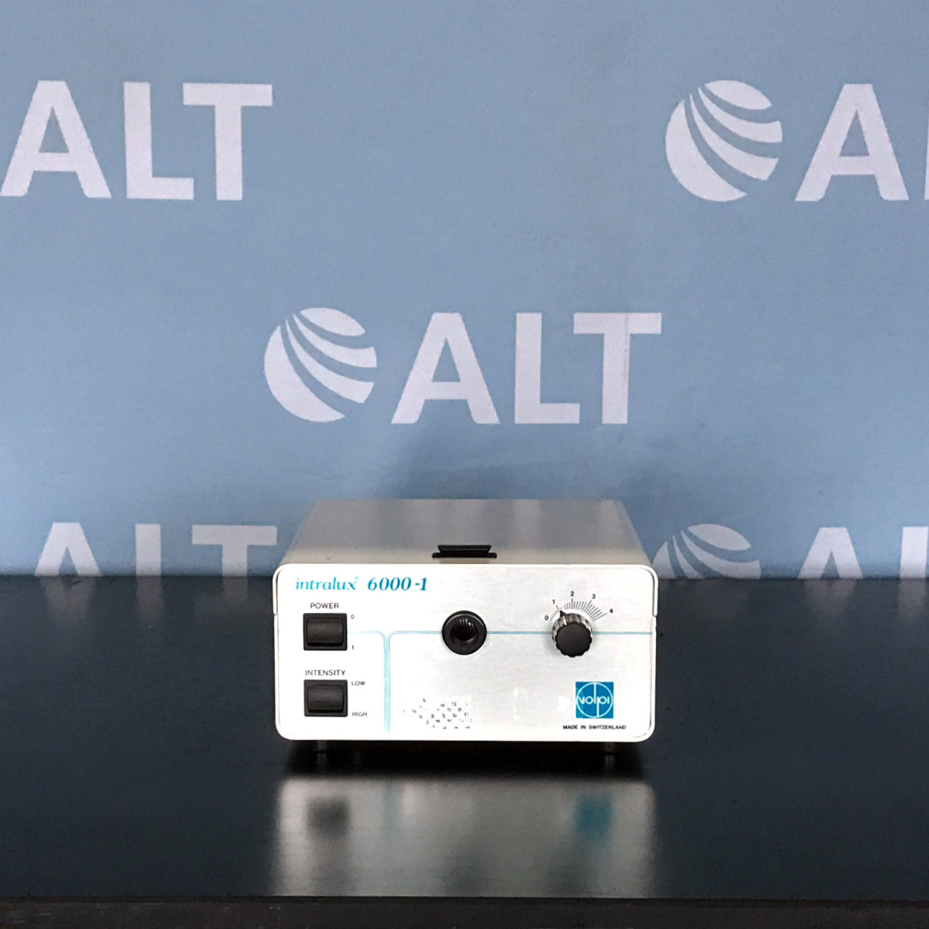 Intralux 6000-1 Fiber Optic Light Source Name