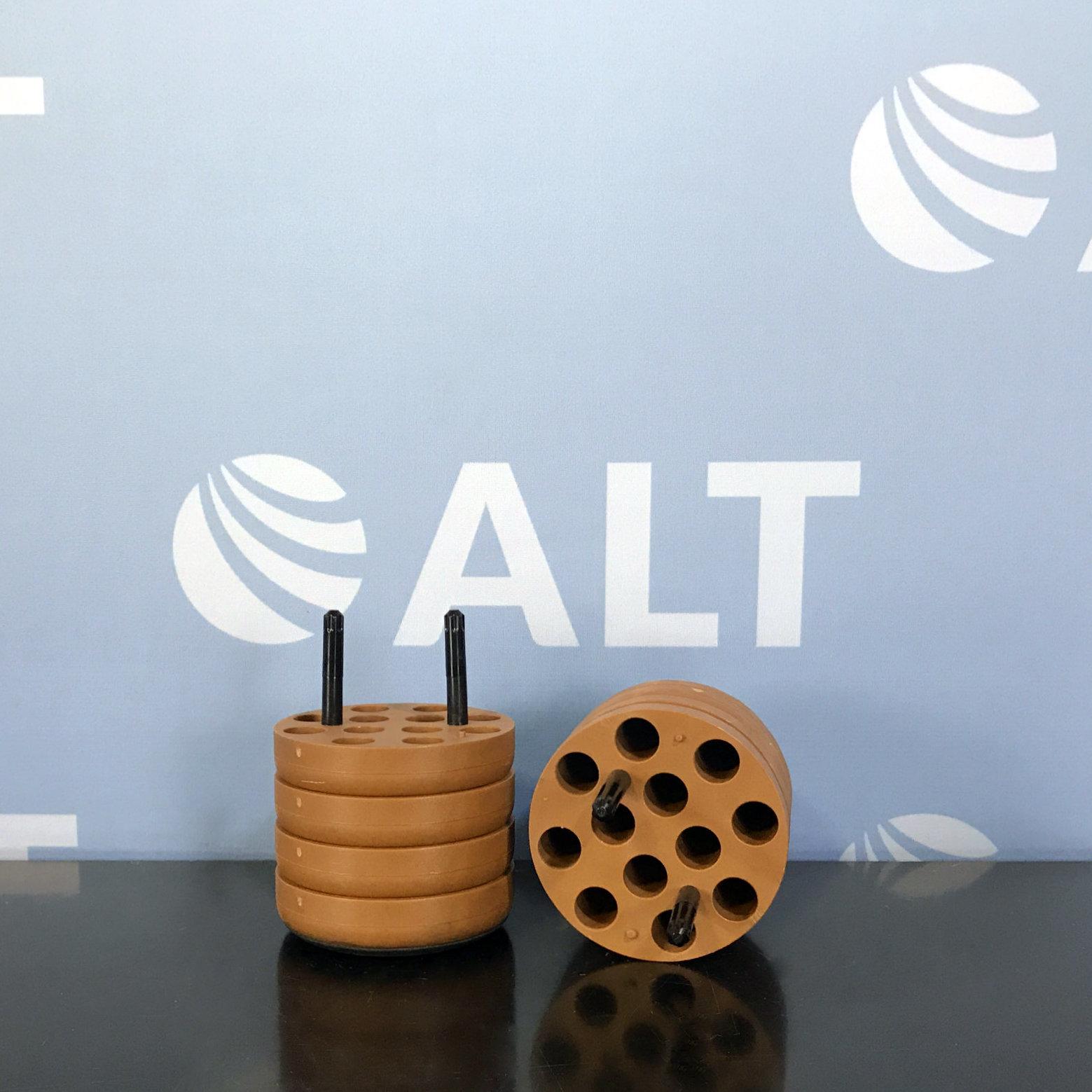 12 x 15 mL Tube Slot Bucket Adapter Insert P/N 54270 (Set of 2) Name