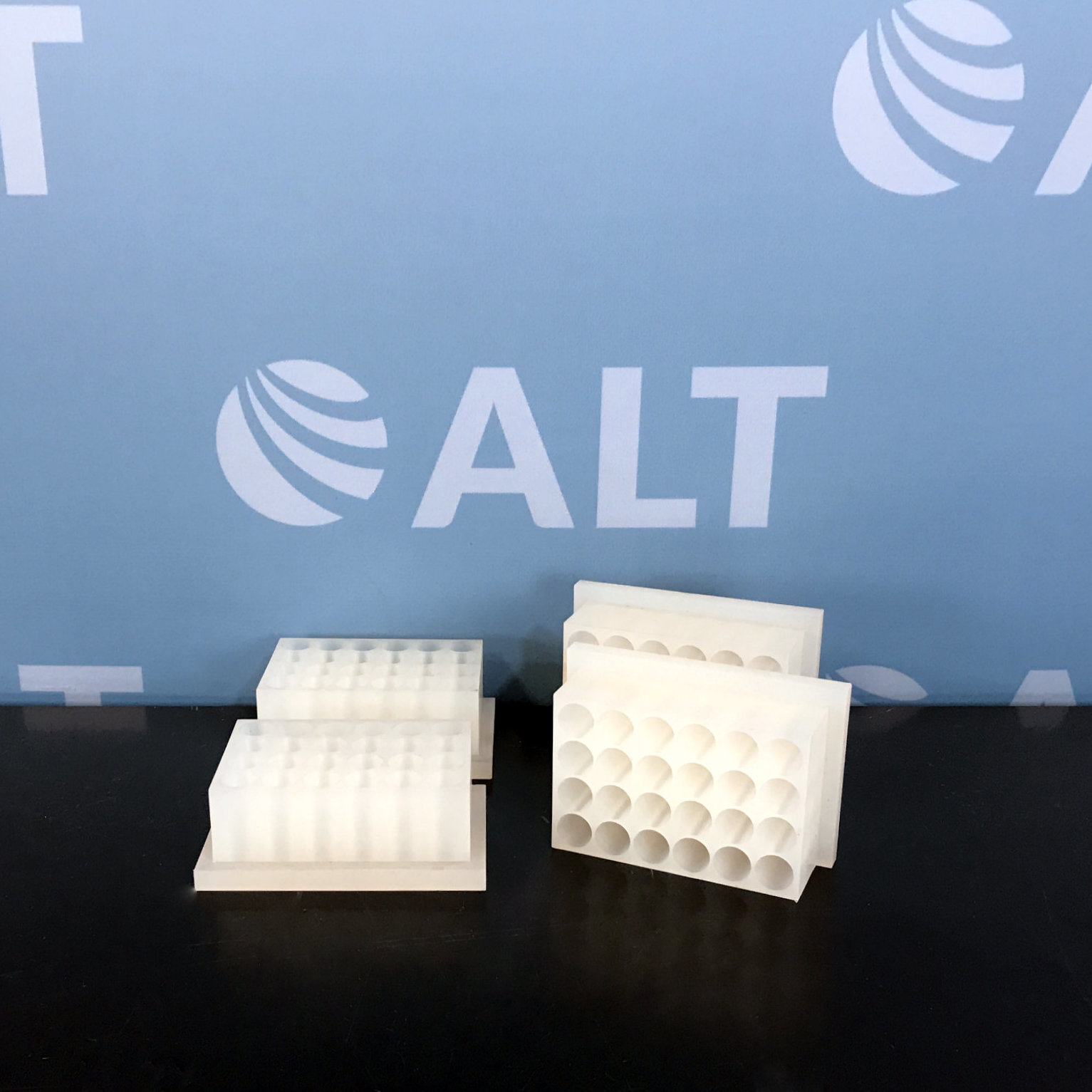 Thermo / Savant RBA24-16-100 Polypropylene Rotor Blocks Image