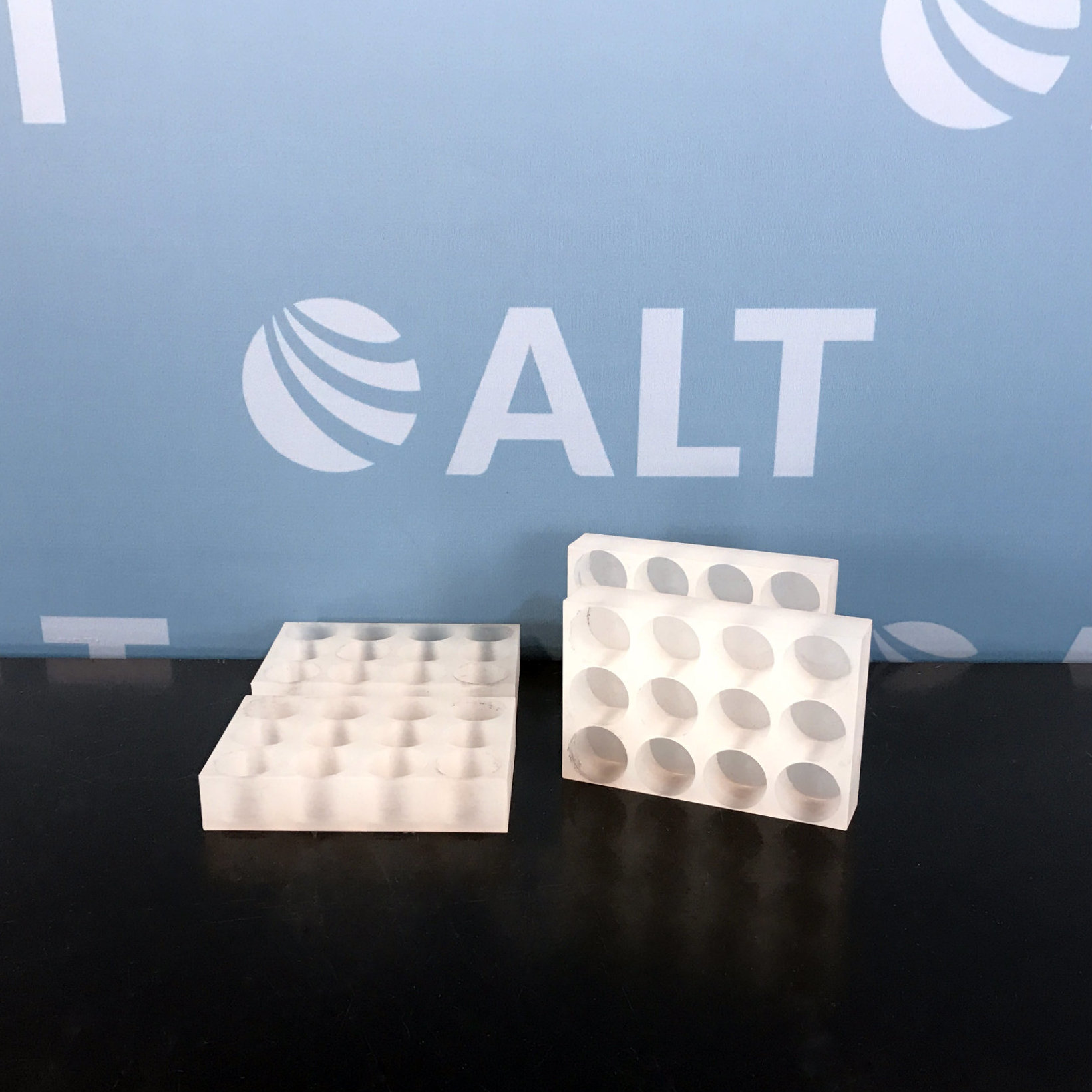 Thermo / Savant RBA12-27-60 Polypropylene Rotor Blocks Image