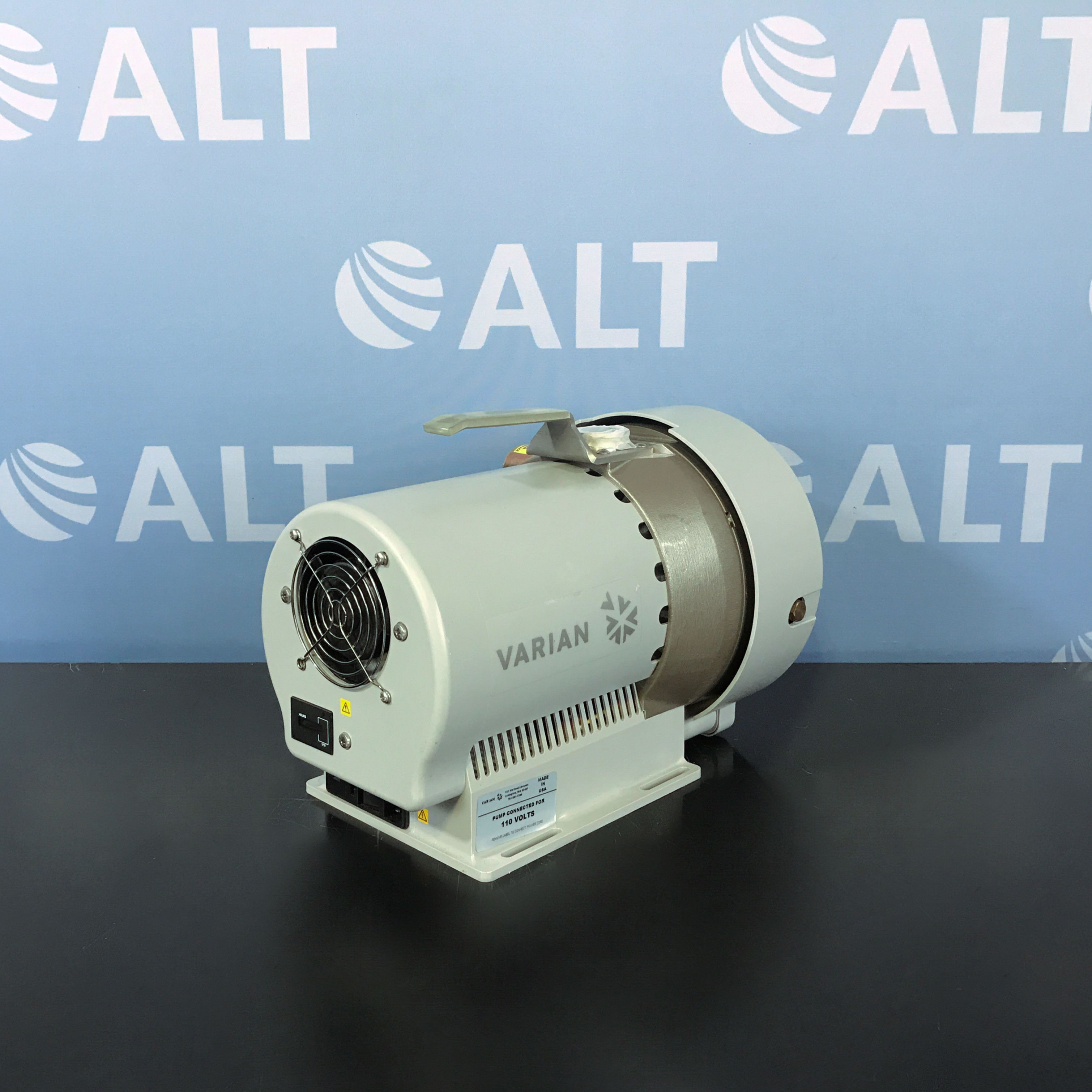 Varian SH-110 Dry Oil-Free Scroll Vacuum Pump Image