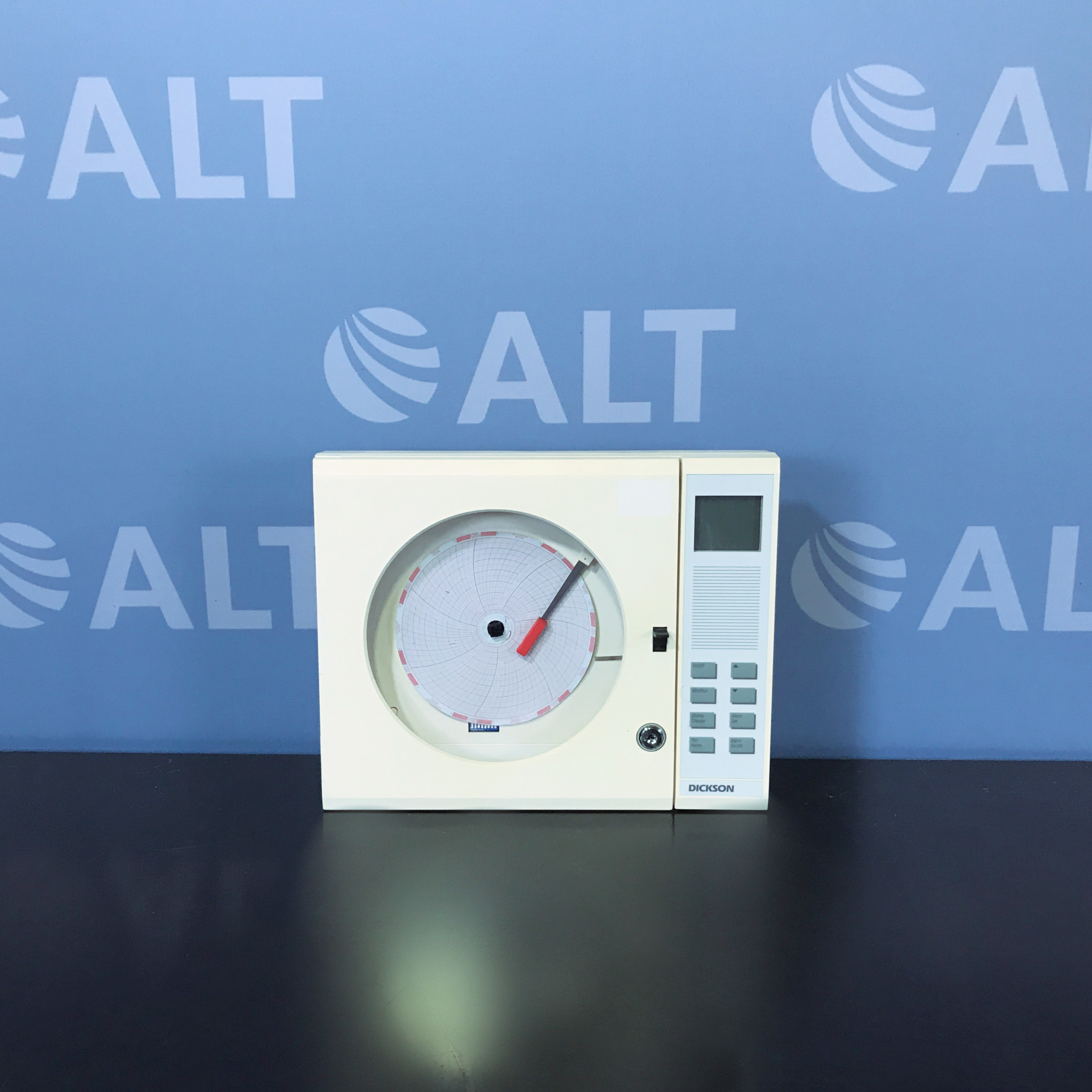 KTX C412 Temperature Recorder Name