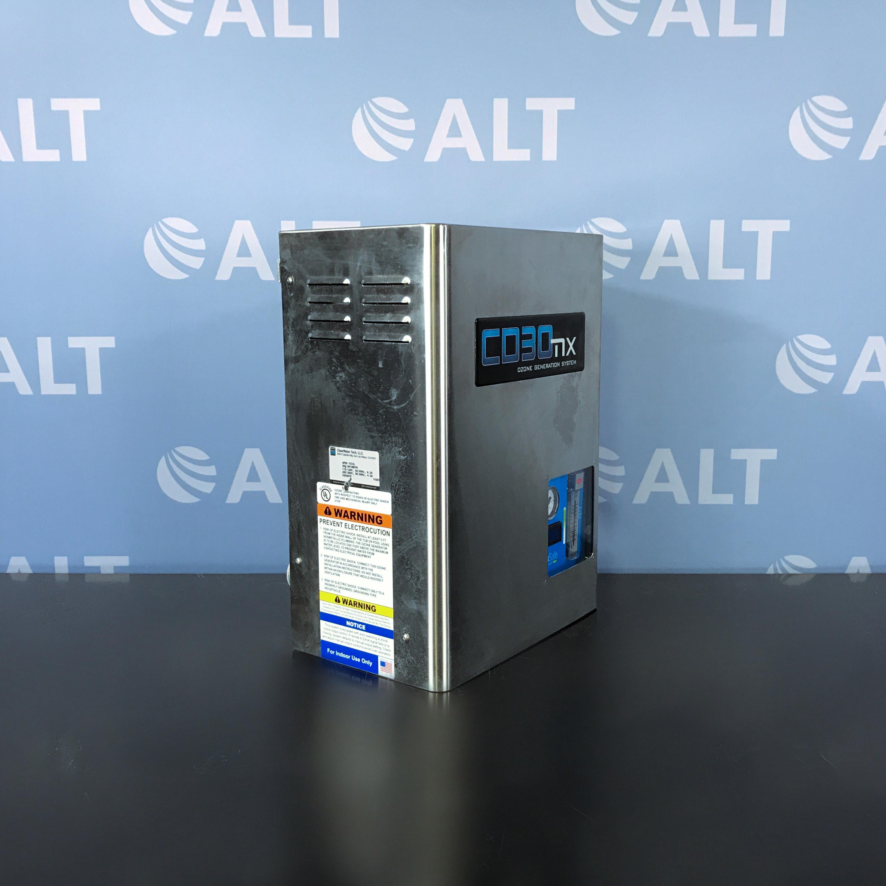 EarthSafe Technology CD30 nx Ozone Generator System Image