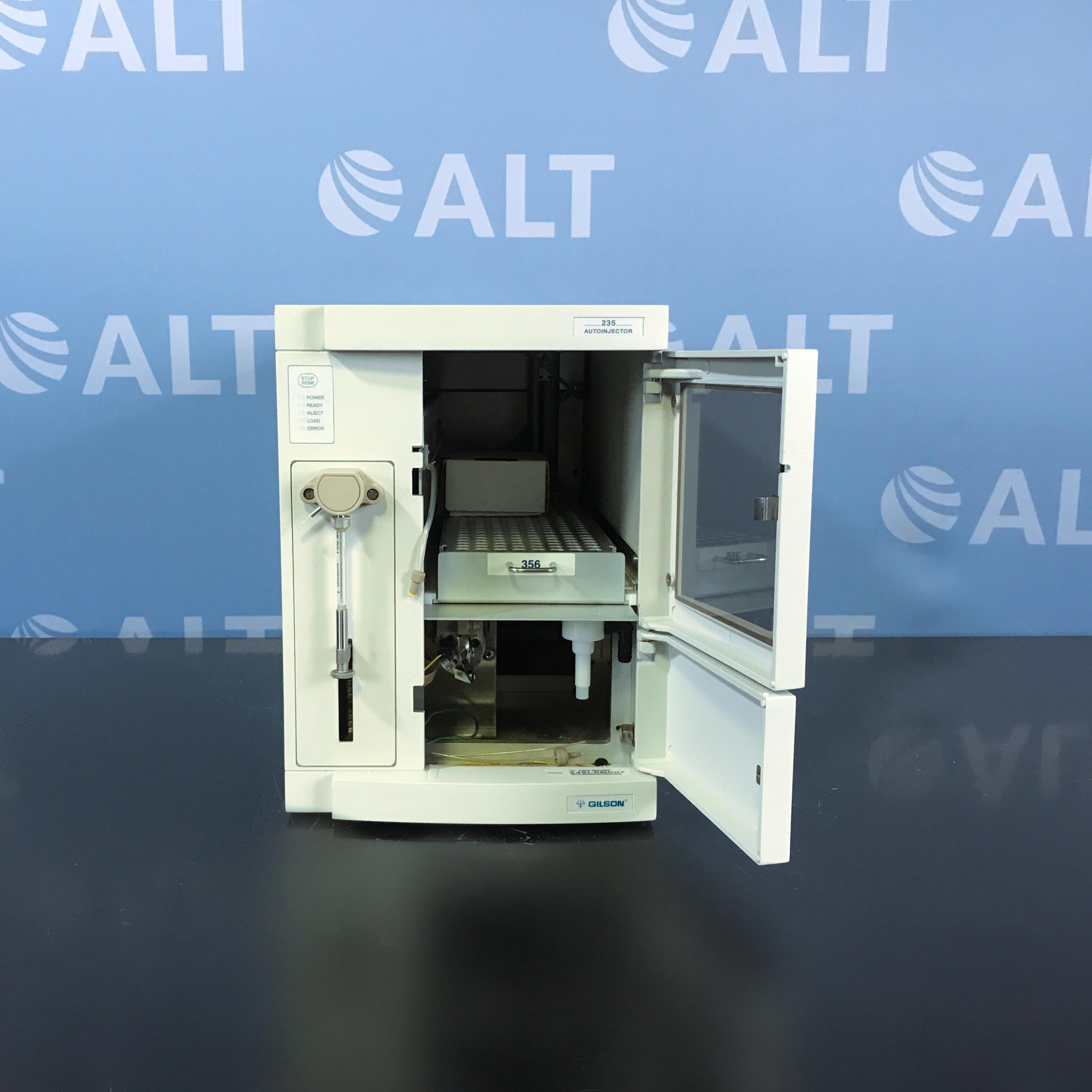 Gilson 235 Auto injector Image