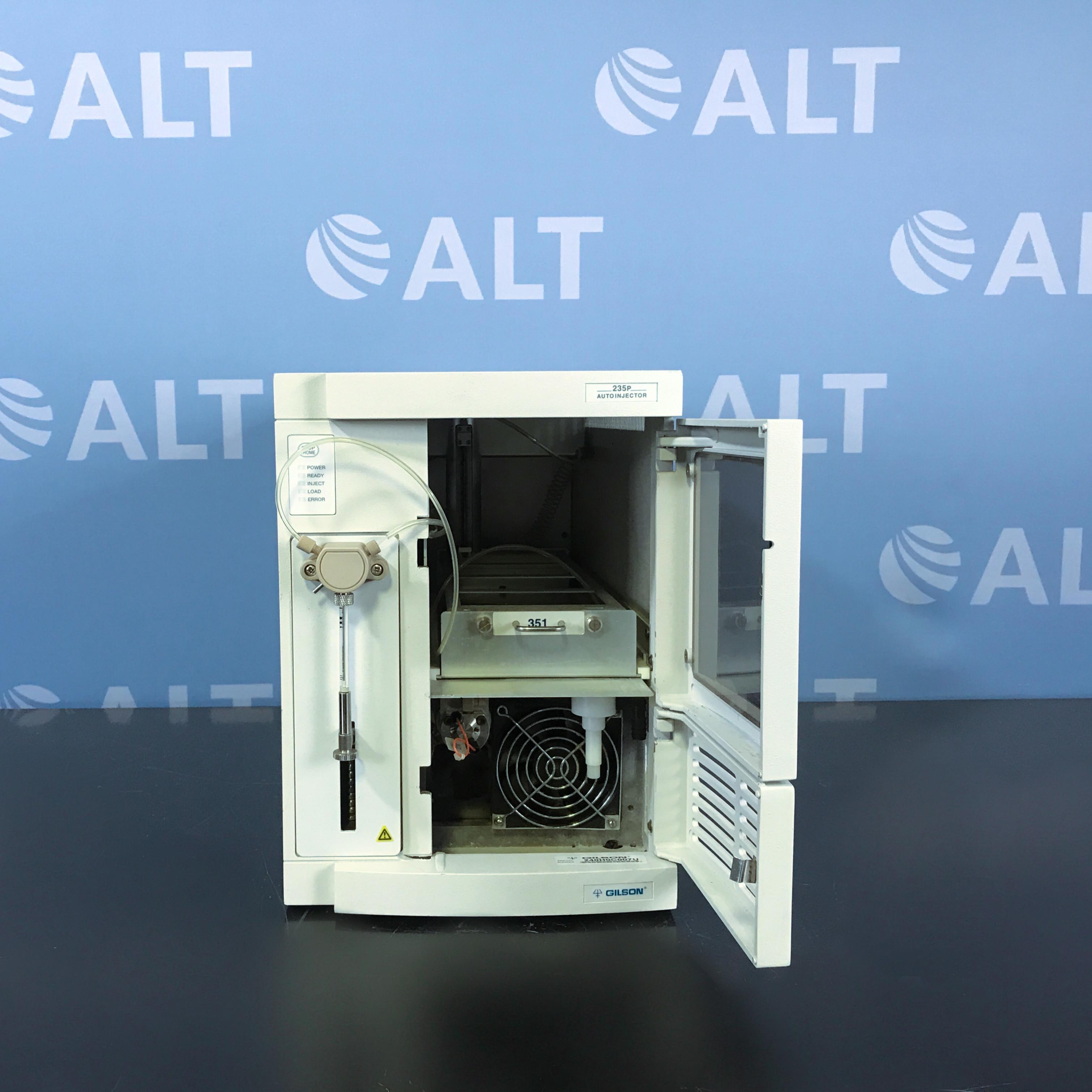 Gilson 235P Auto Injector Image