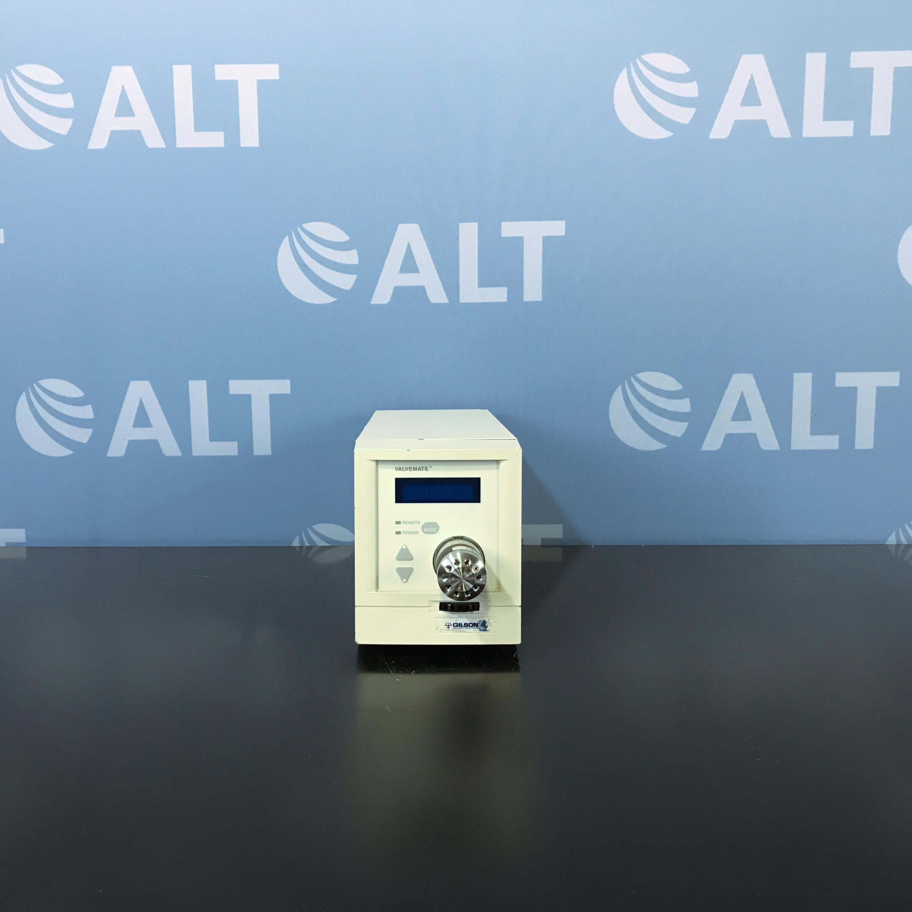 Gilson Valvemate Valve Actuator Image