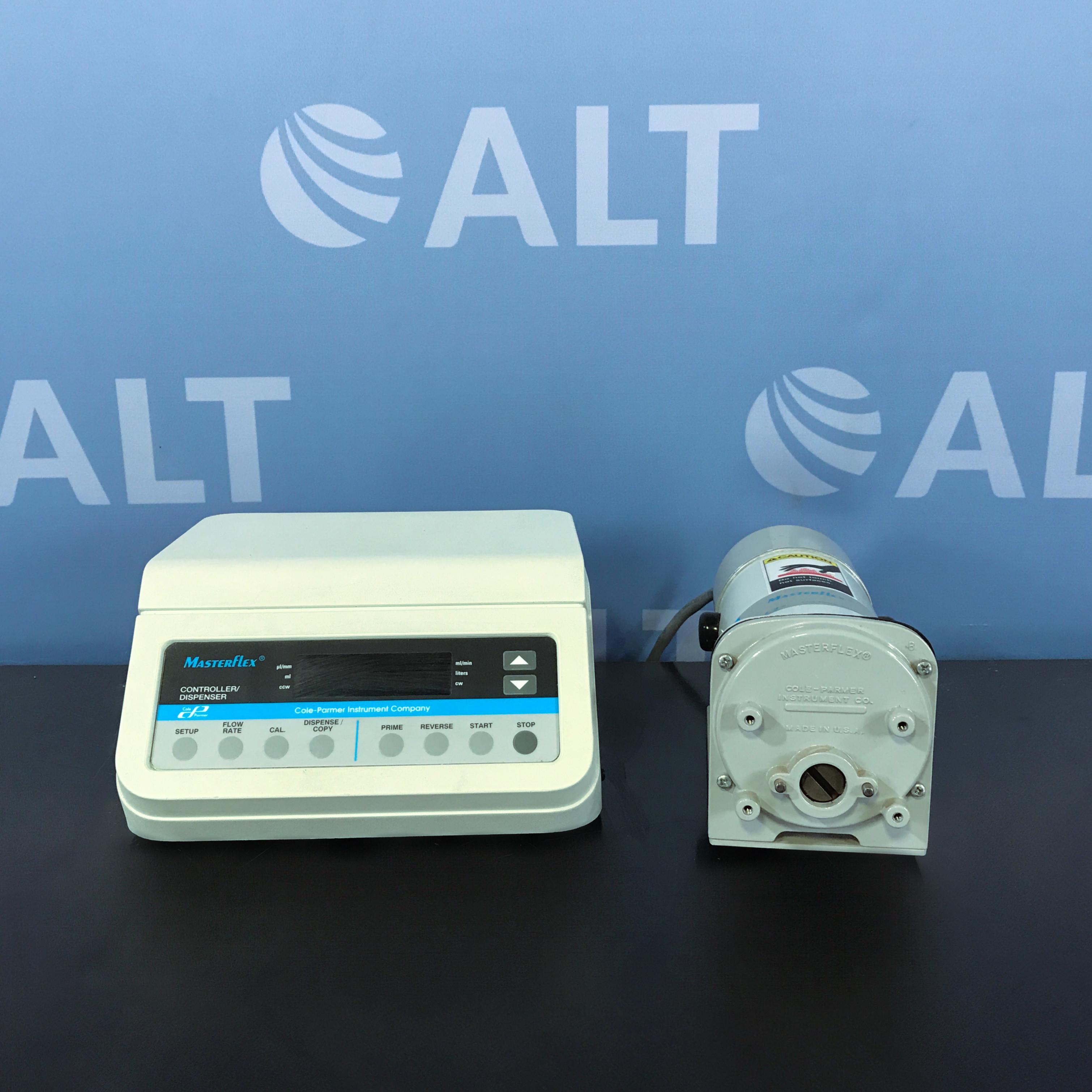 L/S Controller/ Dispenser Pump System w/ Controller 77300-60 and Pump 77300-50 Name