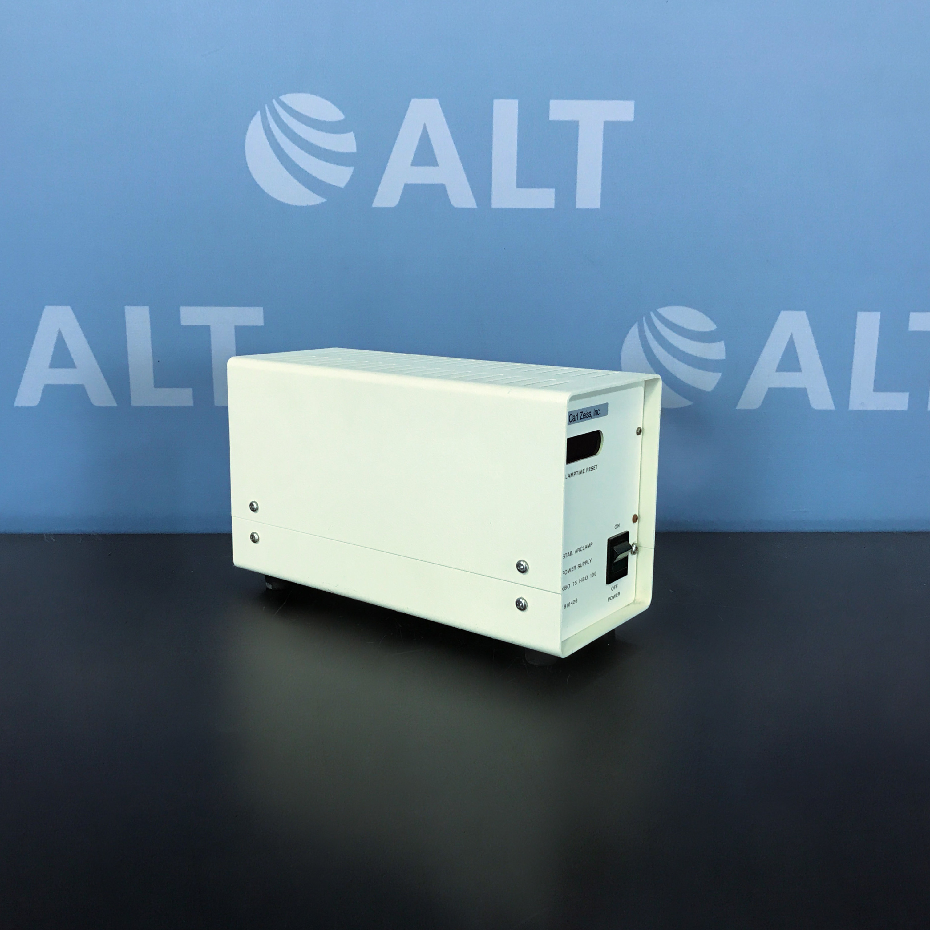 Carl Zeiss Stab. Arclamp Power Supply P/N 910426 Image
