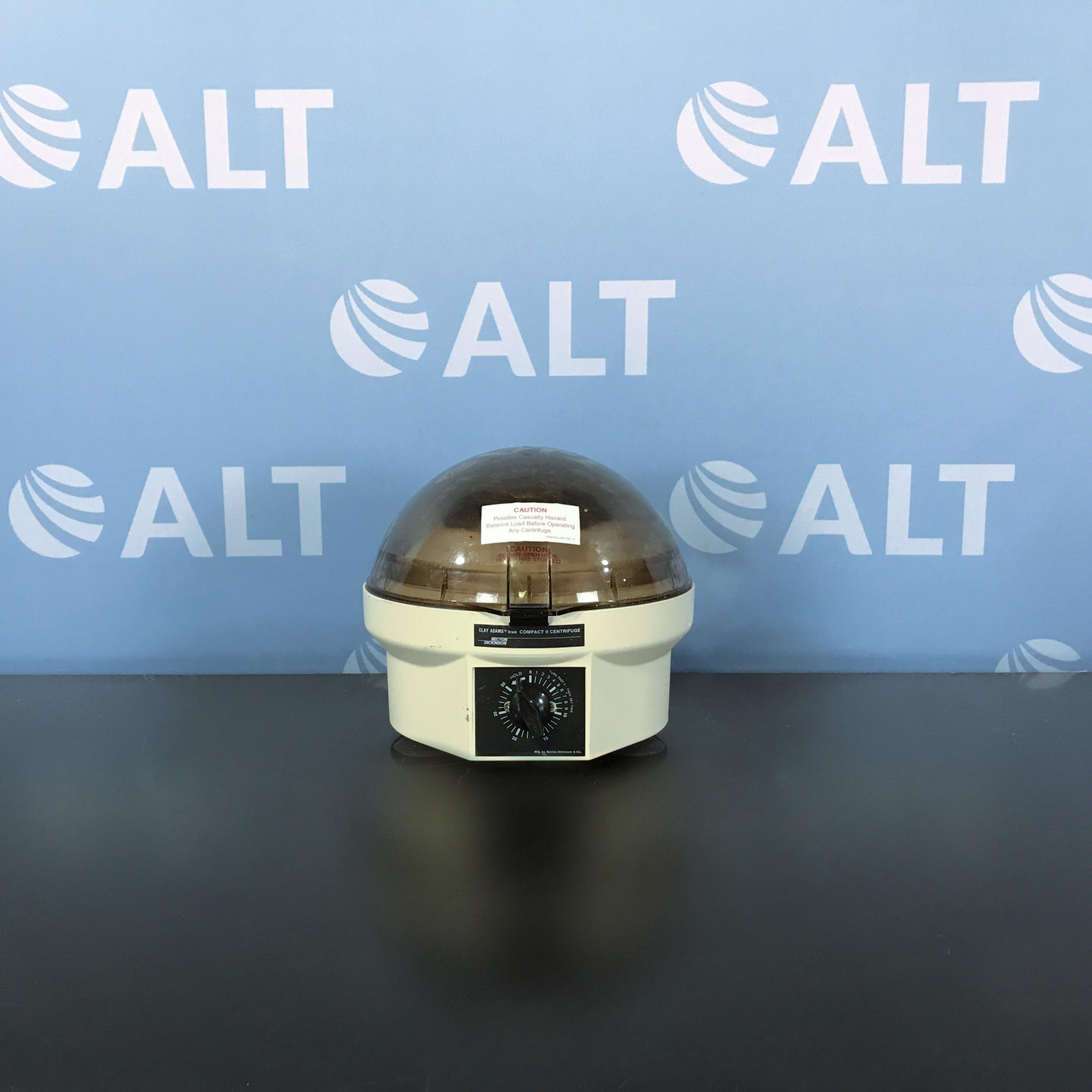 Clay Adams Compact II Centrifuge Image