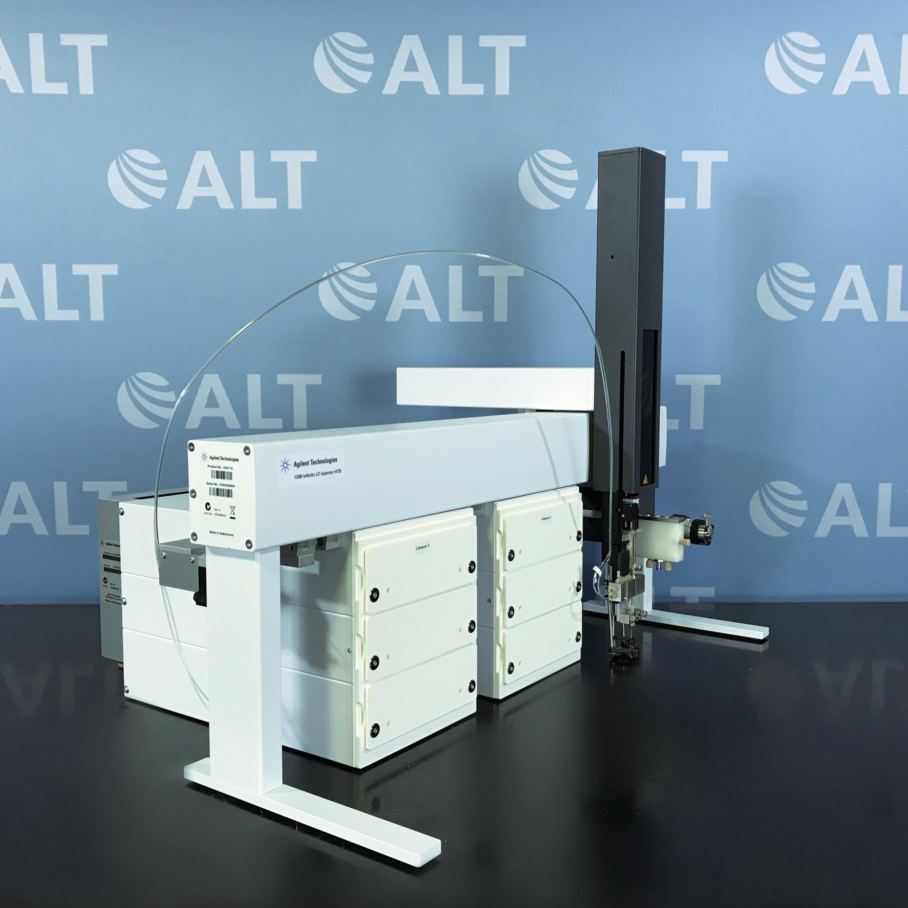 Agilent Technologies 1290 Infinity LC Injector HTS G4277A Image