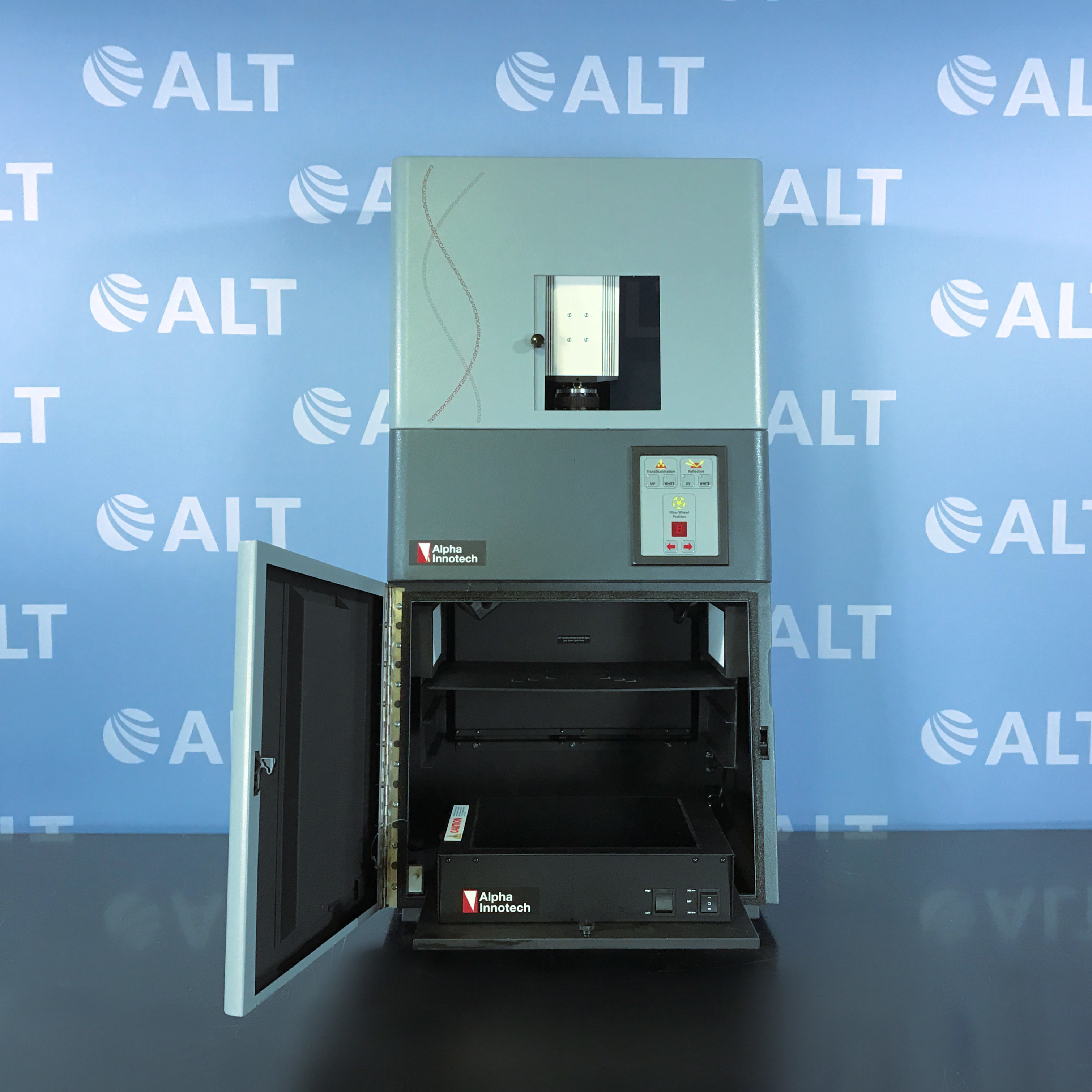 Alpha Innotech FluorChem SP Imaging System Image