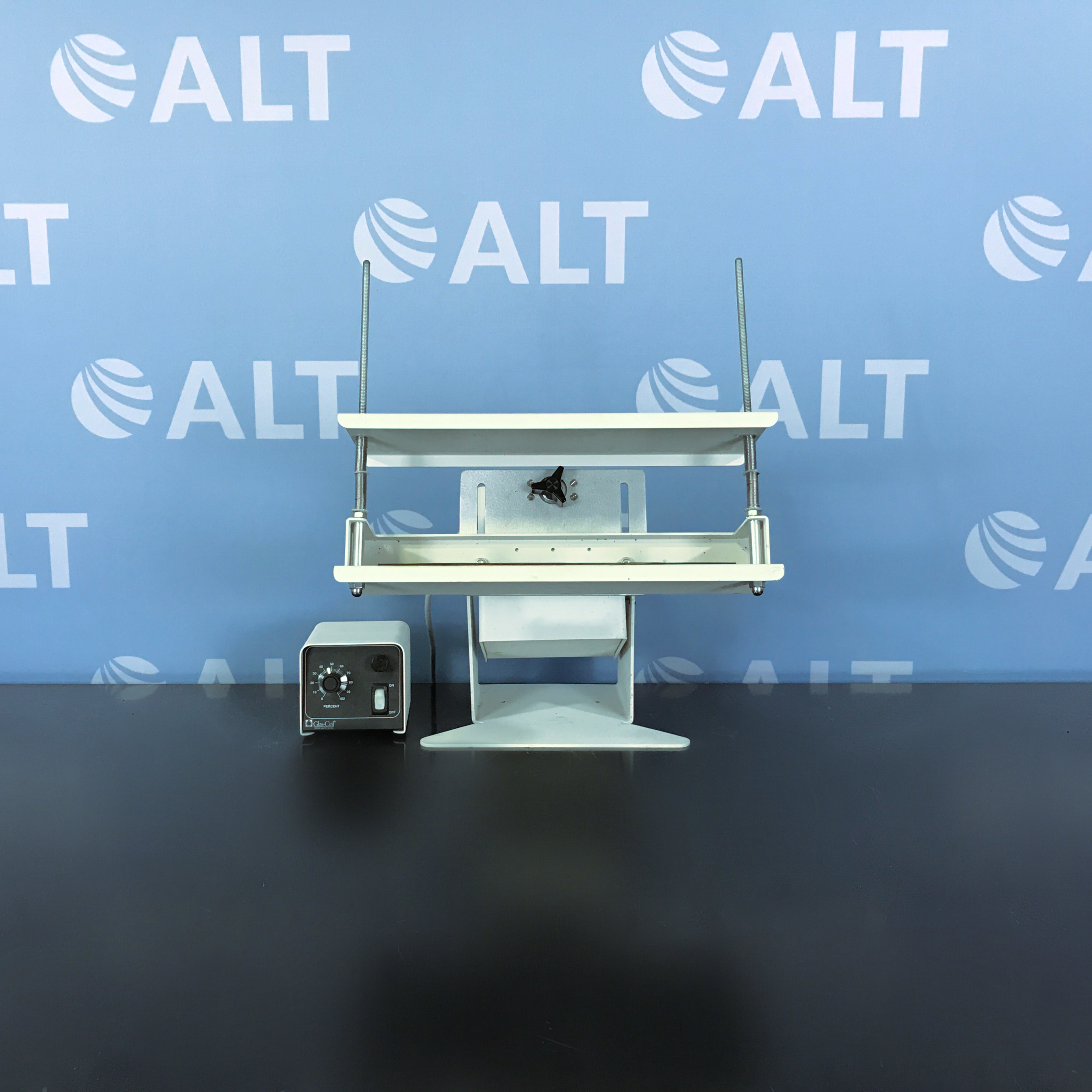 Glas-Col Tissue Culture Rotator CAT No. 099A-RD50 With Speed Controller  Image