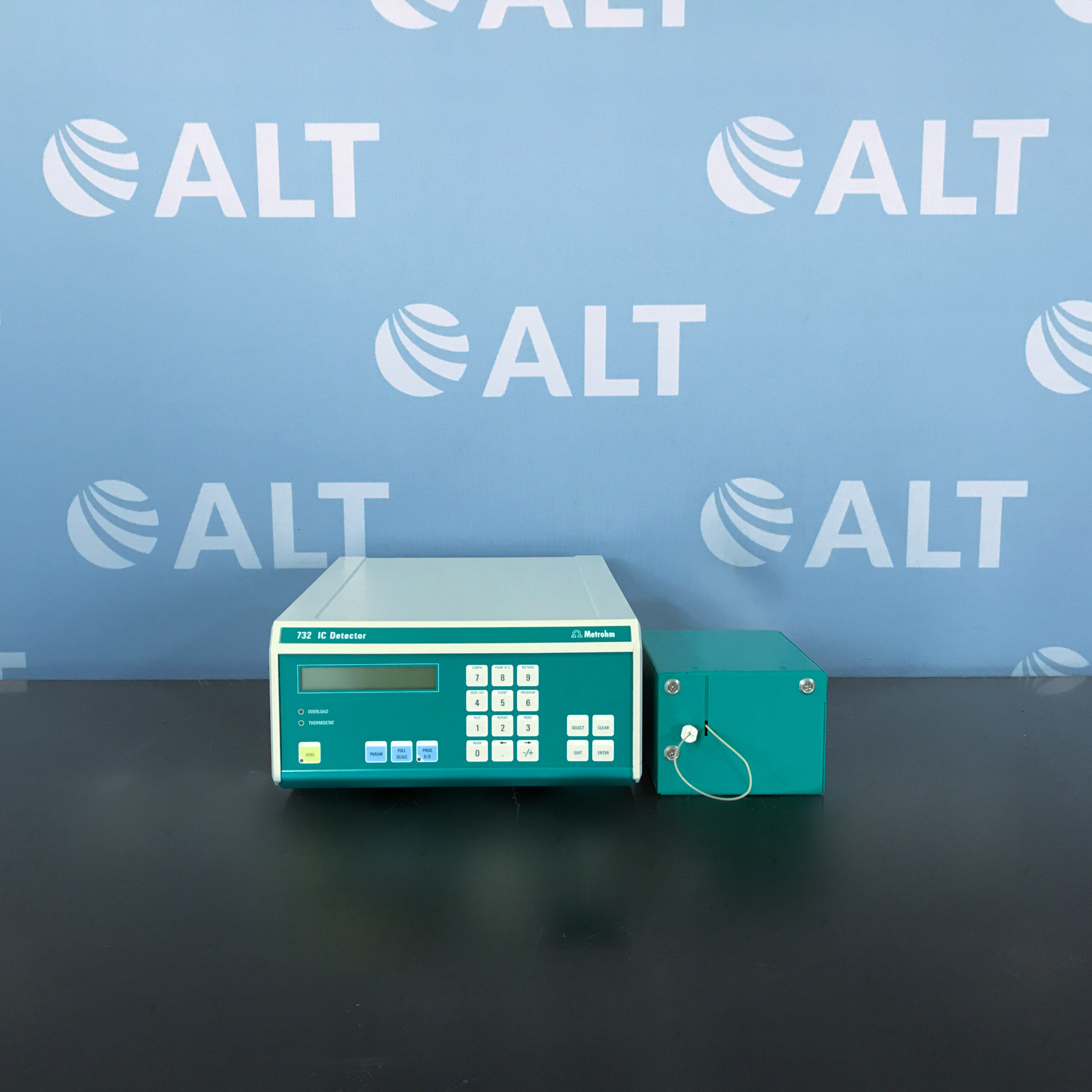 732 IC Detector with IC Conductivity Detector Name