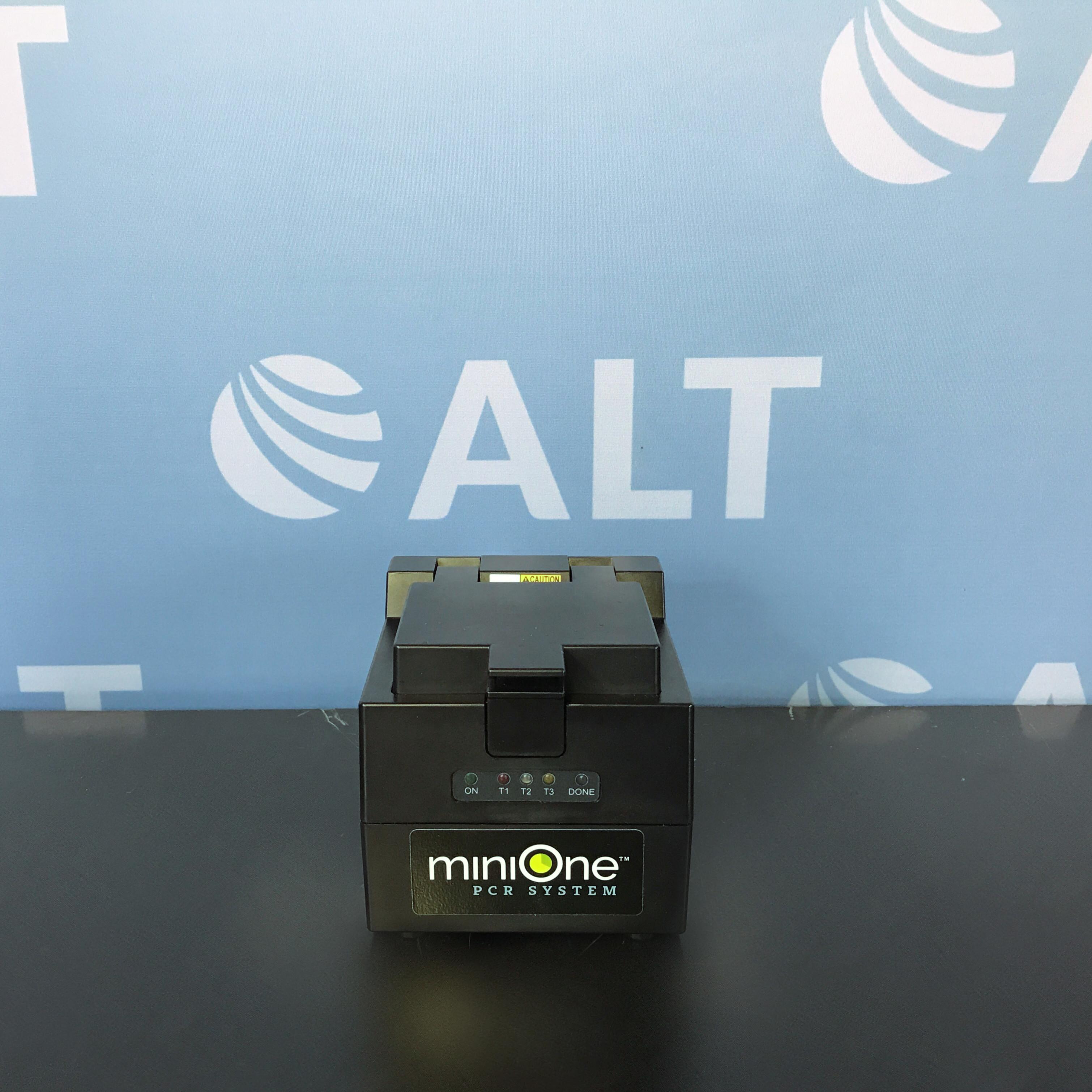 The MiniOne M4000 PCR System Name