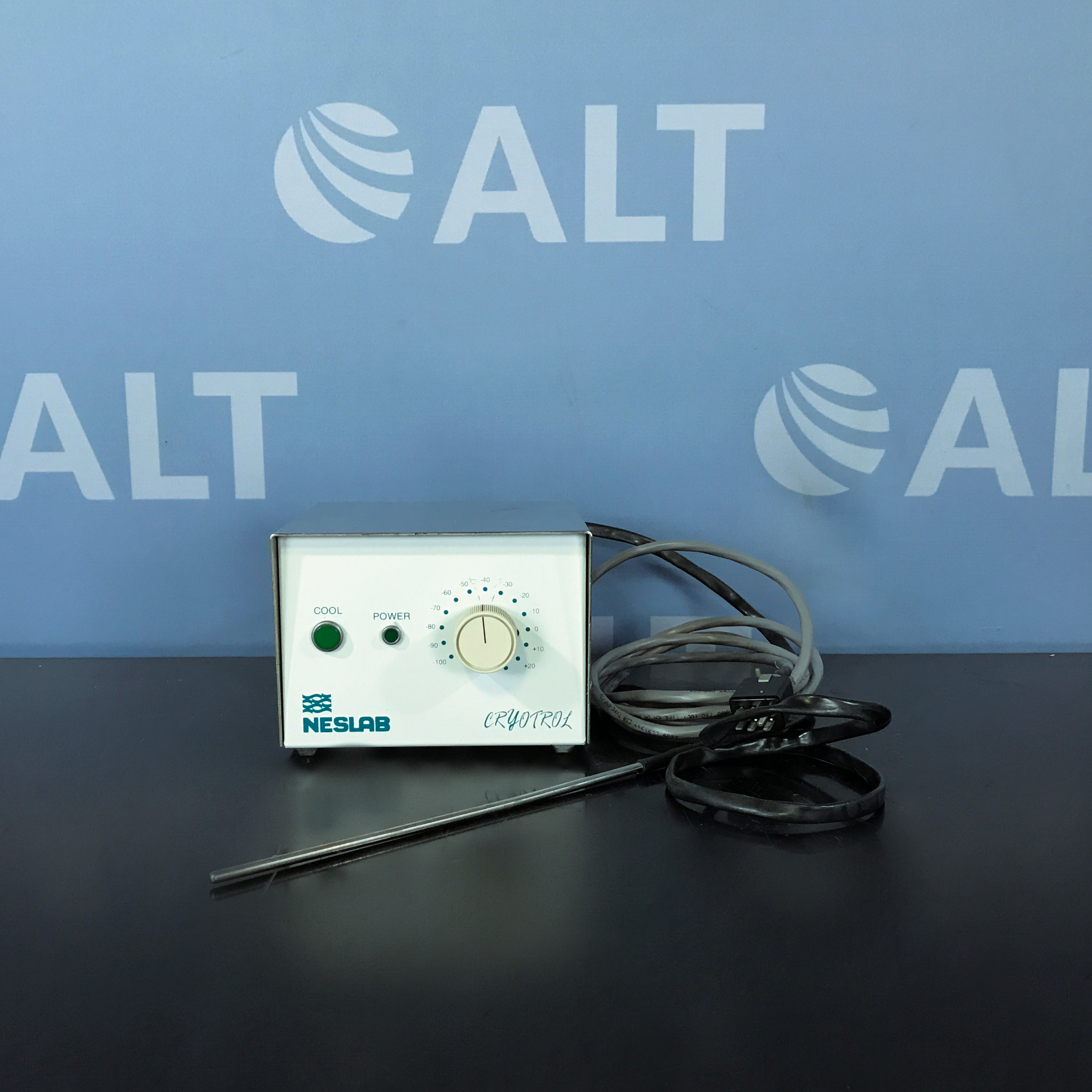 Cryotrol Temperature Controller Name