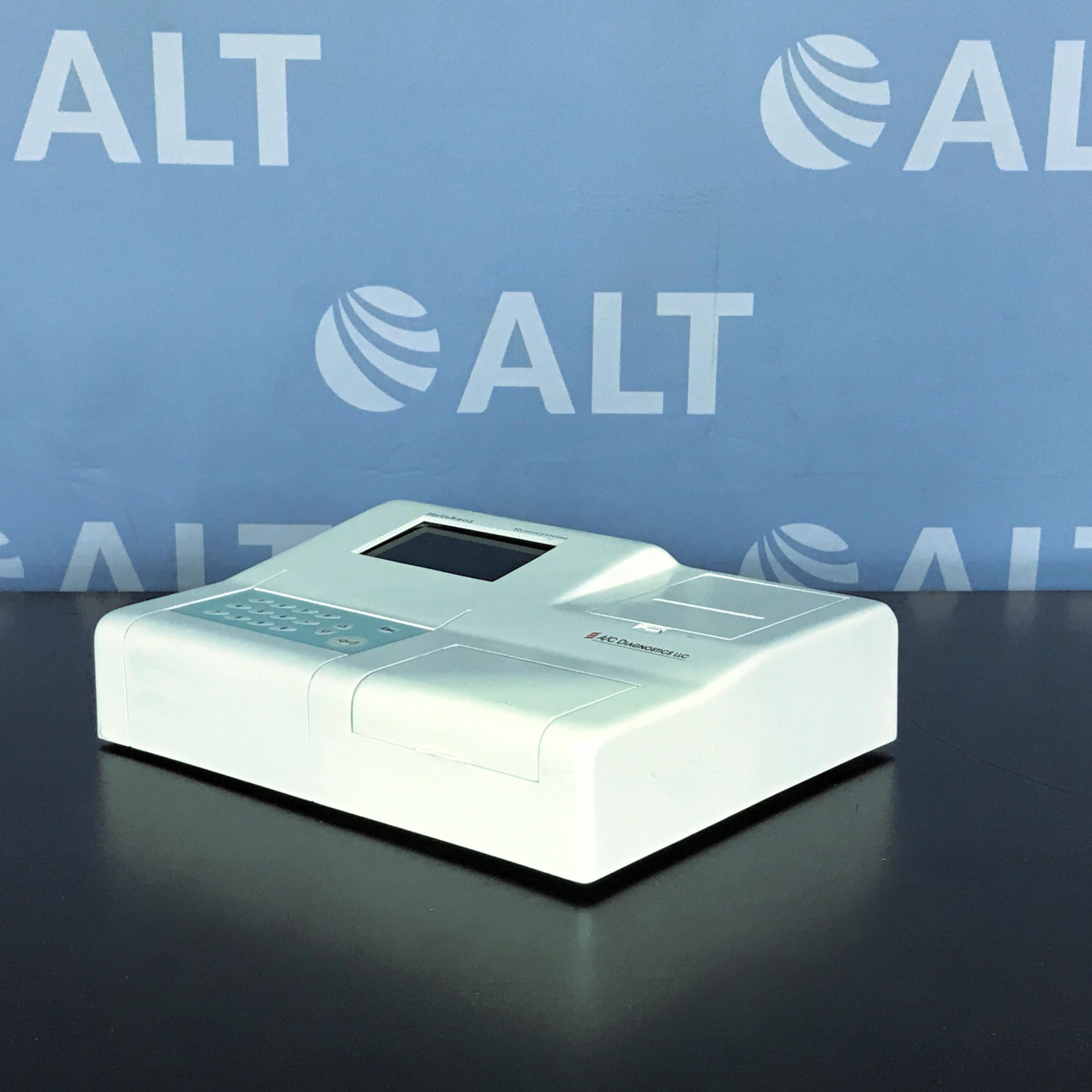 A/C Diagnostics LLC Hytek-205 Homocysteine Diagnostic Reader Image