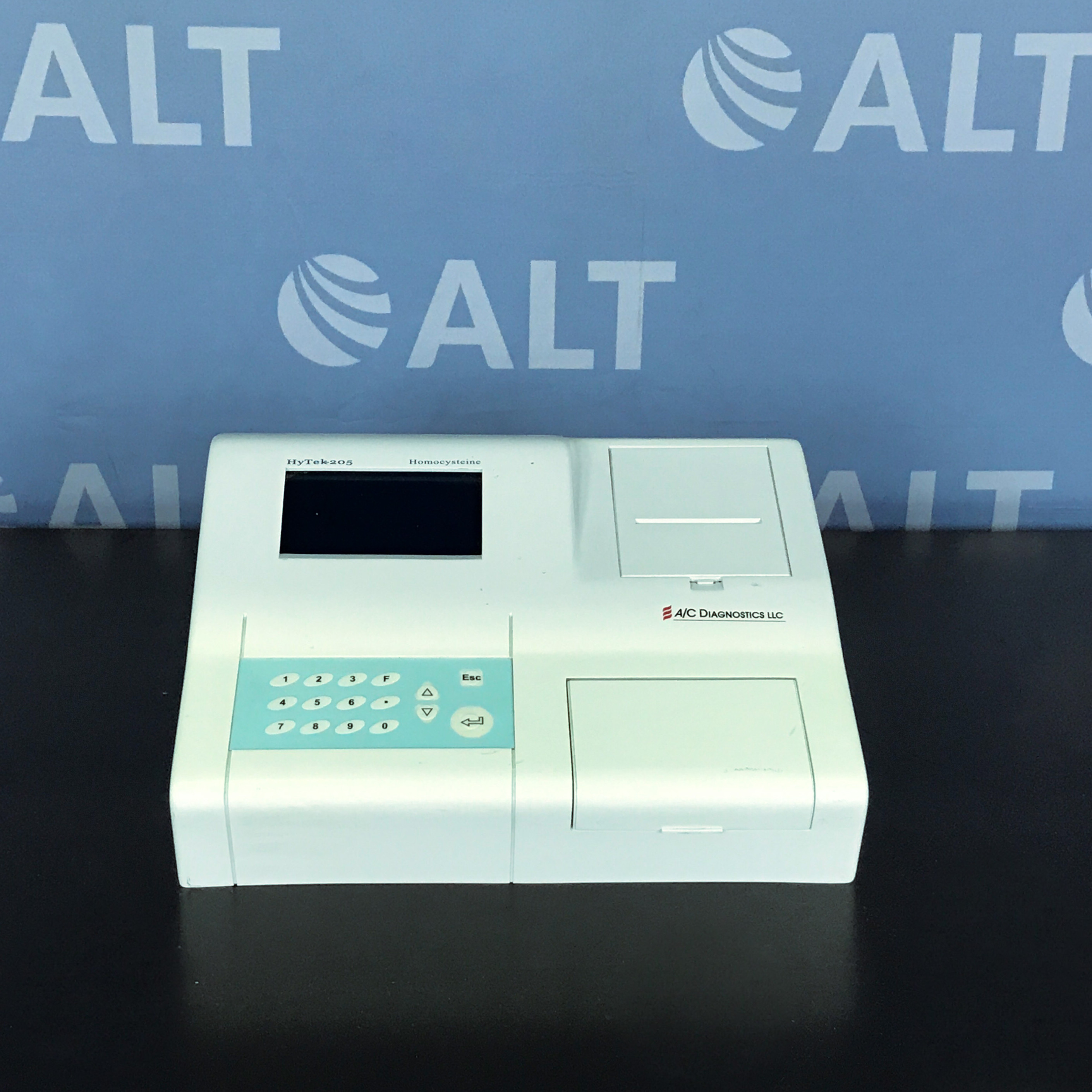 A/C Diagnostics LLC Hytek-205 Homocysteine Diagnostic Reader Image