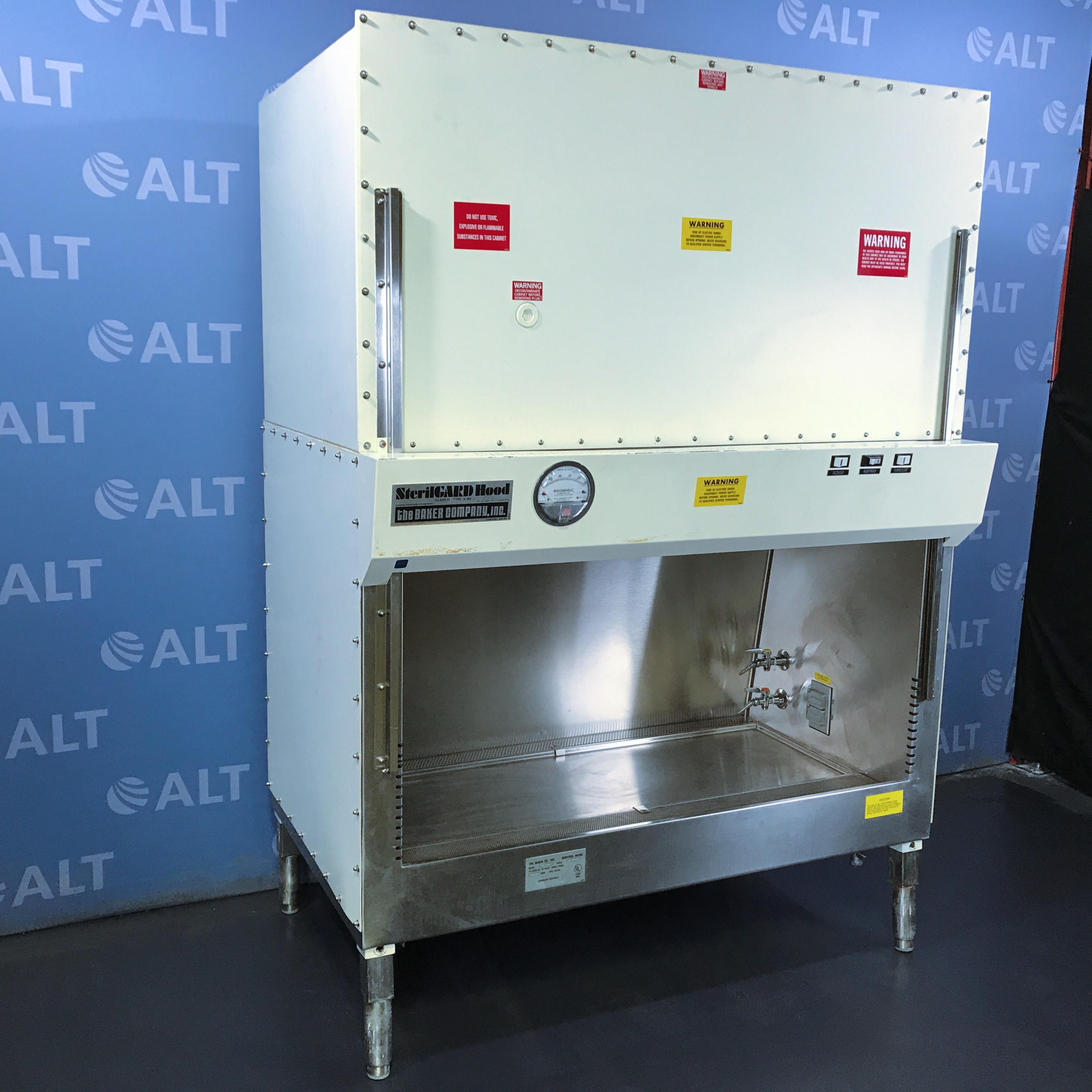Baker Company SterilGARD II SG400 Image