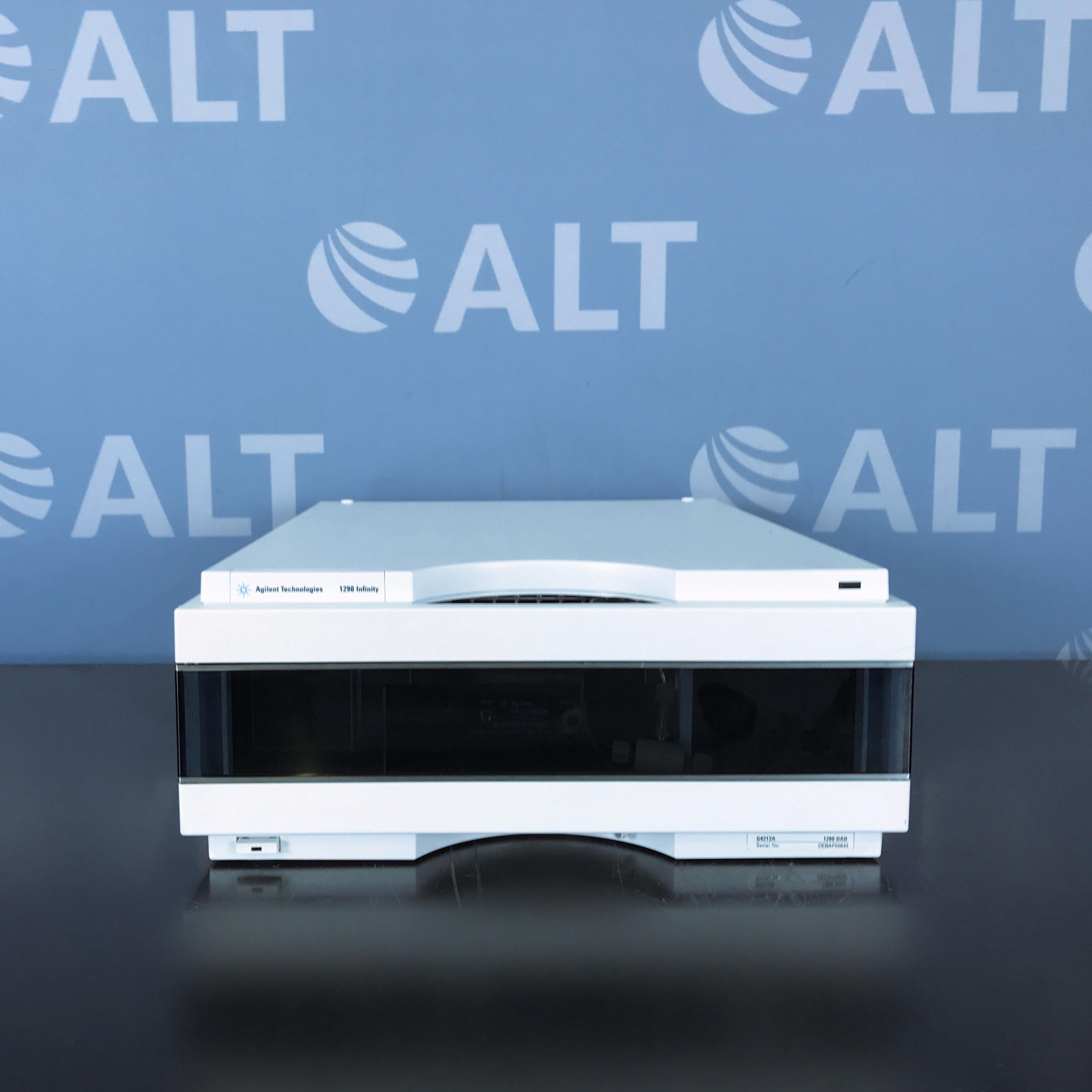 Agilent 1200/1290 Series HPLC System Image