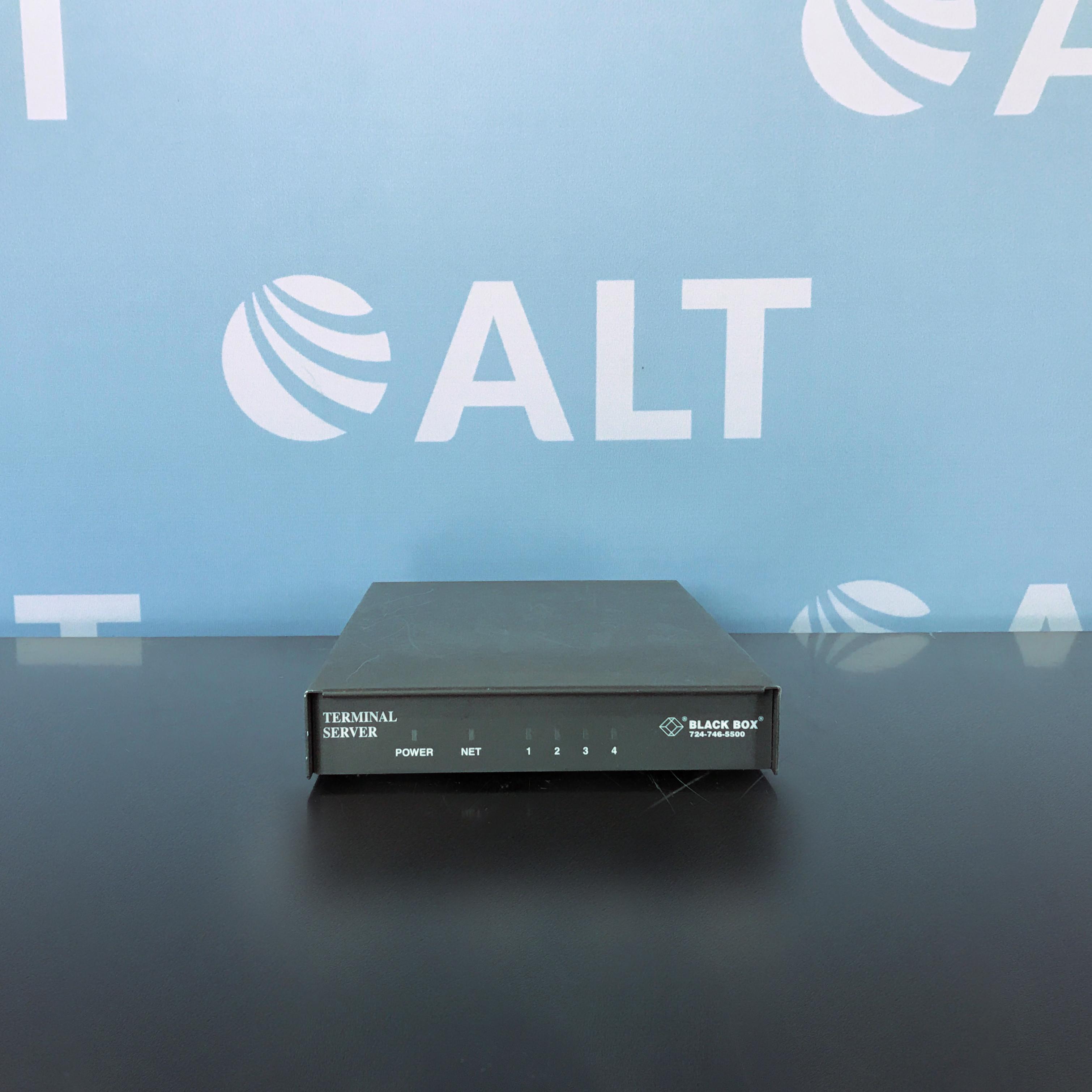Enhanced TCP/IP Terminal Server, RJ-45 Async Name