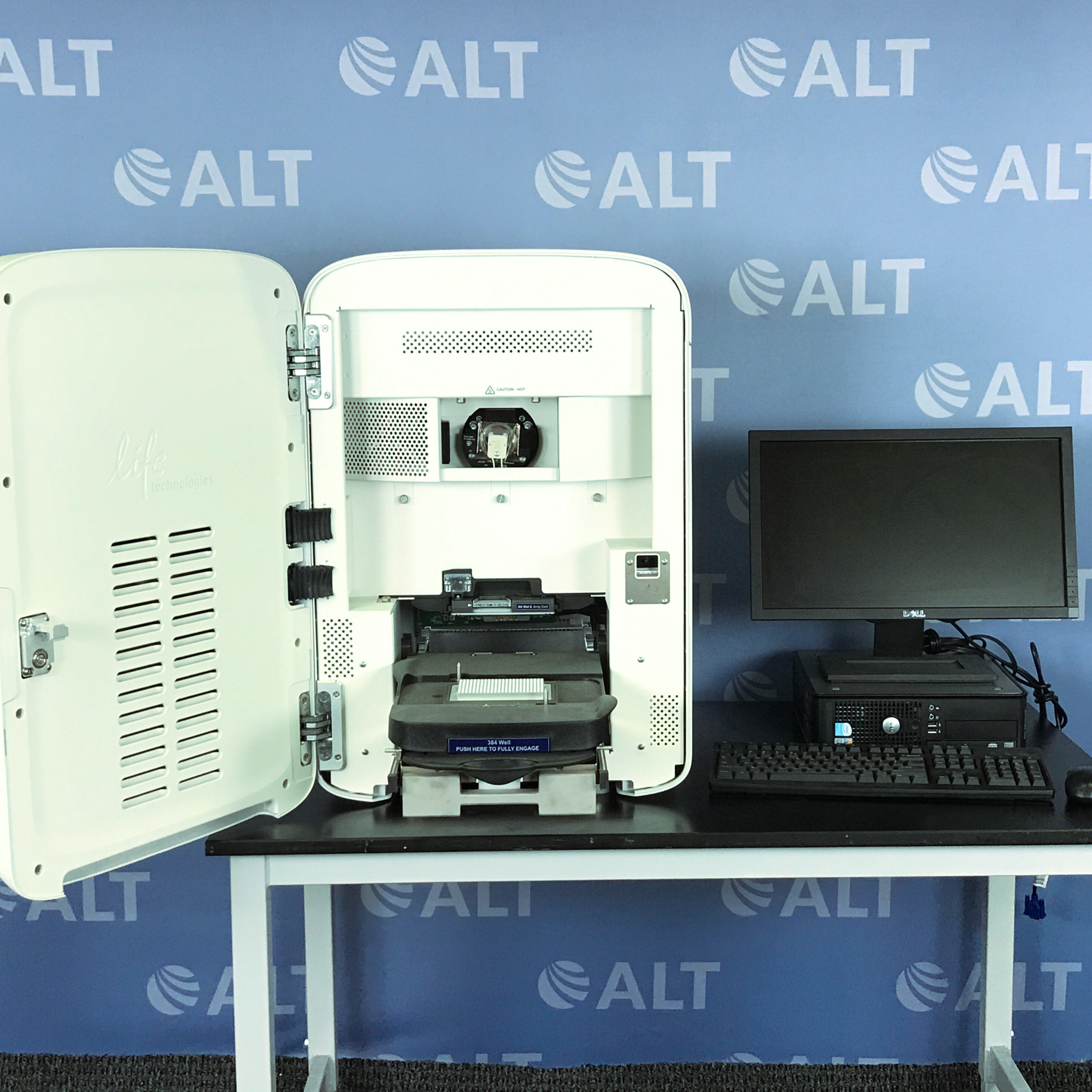 Life Technologies Inc. Applied Biosystems Quant Studio 6 Flex Real Time PCR System Image