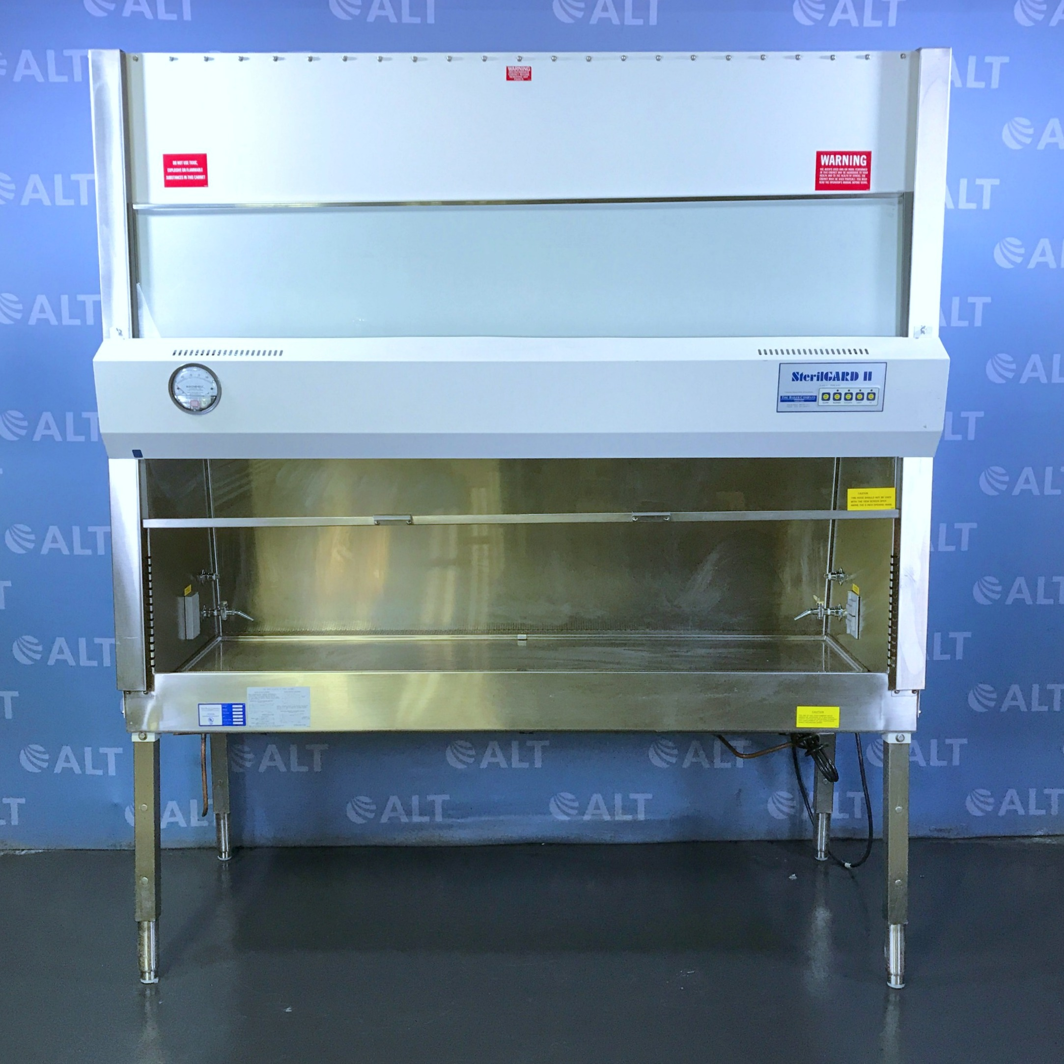 SG-600 6' Class II Type A/B3 SterilGUARD Biological Safety Cabinet  Name