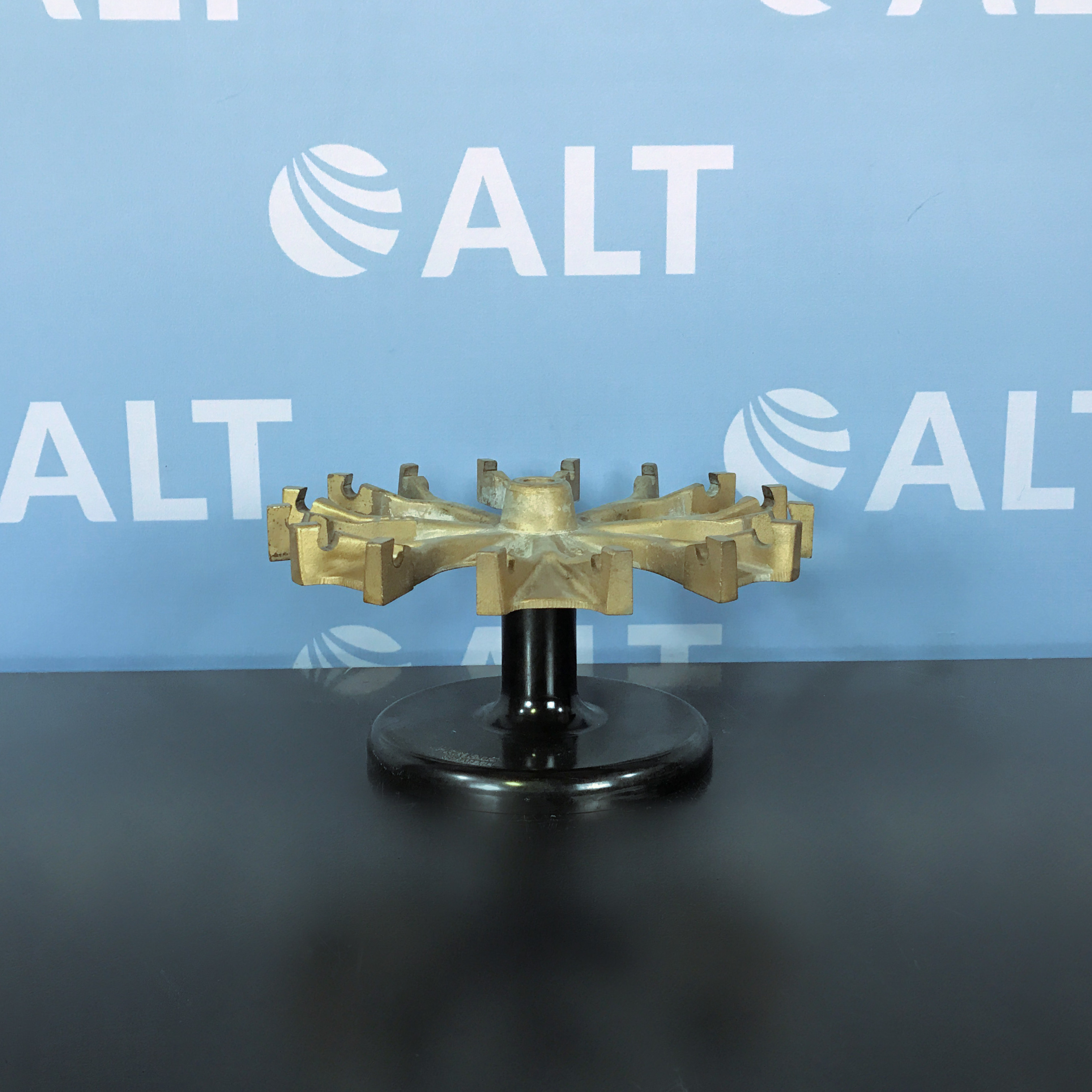 IEC 269 Centrifuge Rotor Image