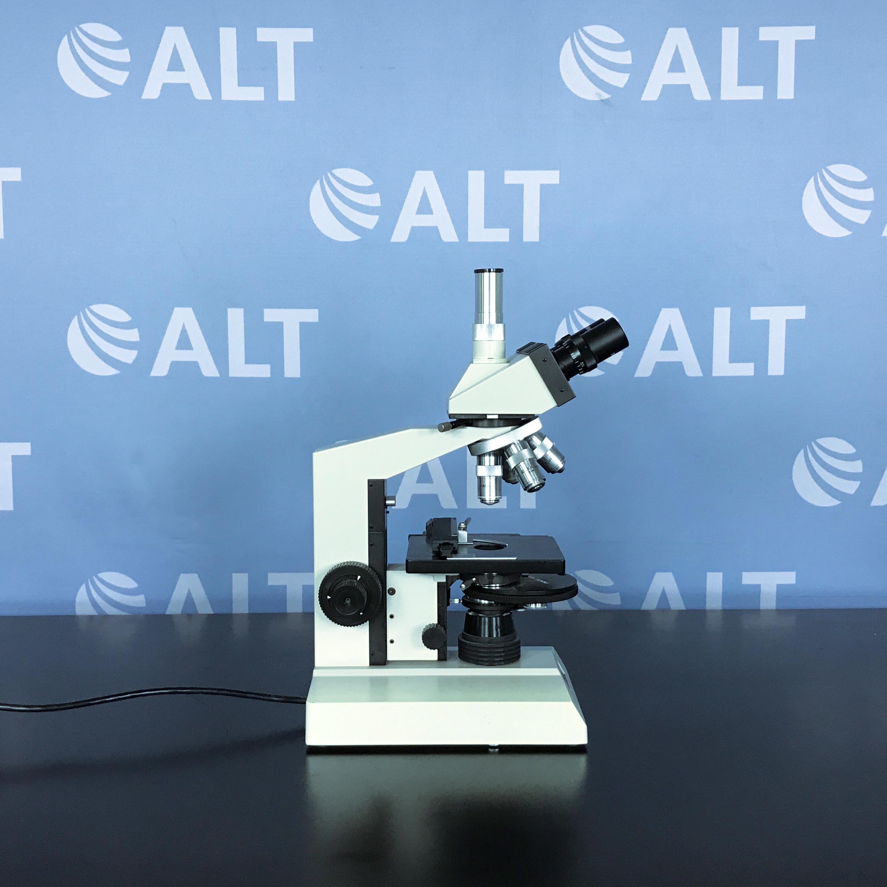 Meiji Model # 13168 Microscope Image