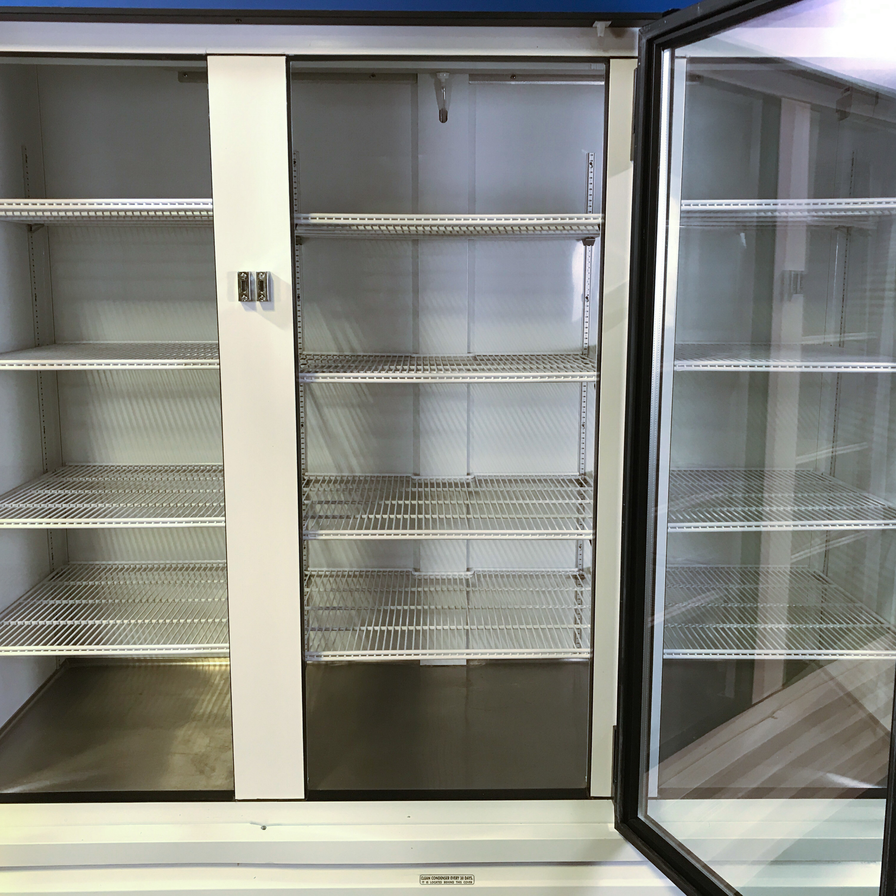 Aegis Model 3-CR-70-I2 Scientific Upright Refrigerator 70 CU. FT. Image