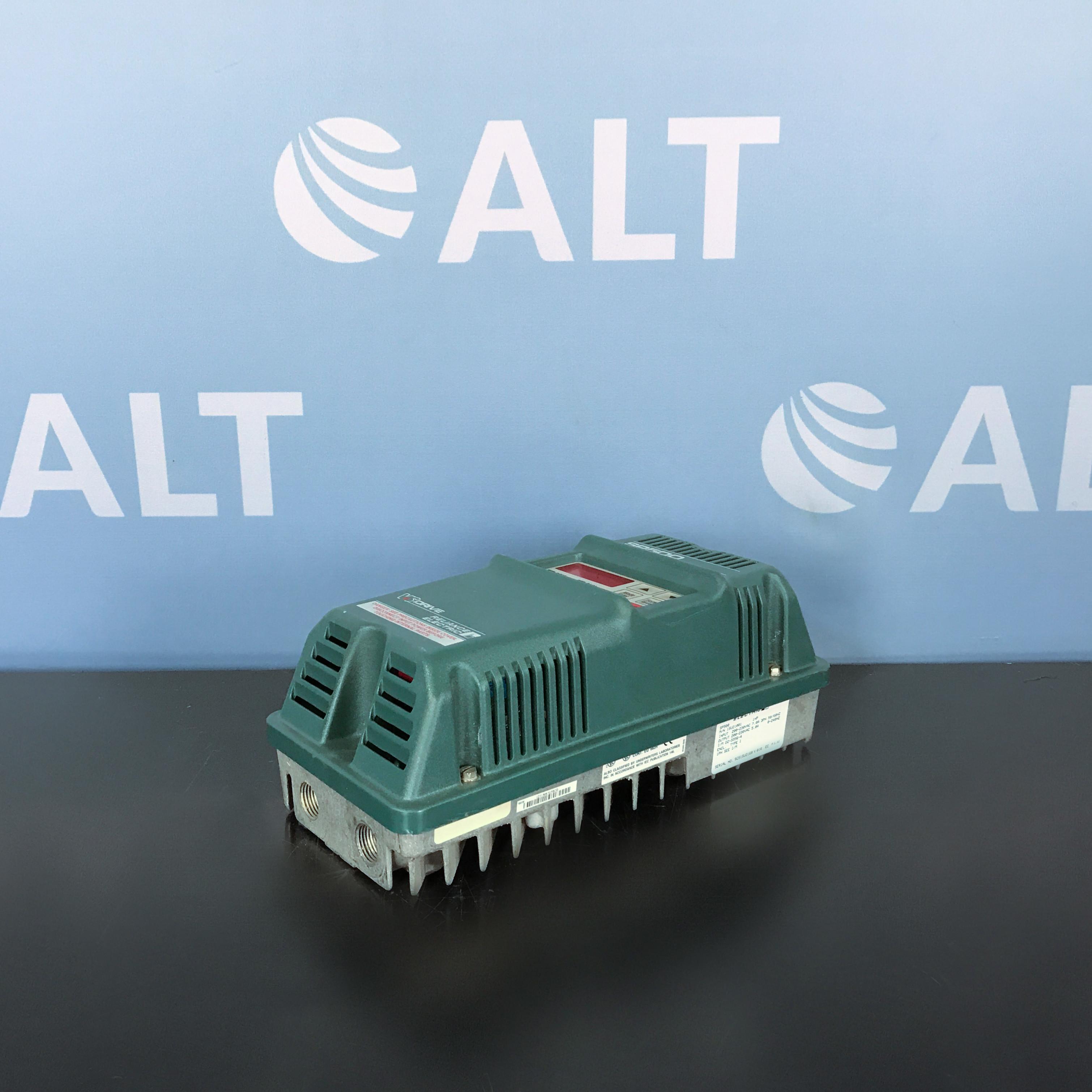 Reliance Electric SP500 1 HP 1SU21001 VFD Motor Speed Drive Image