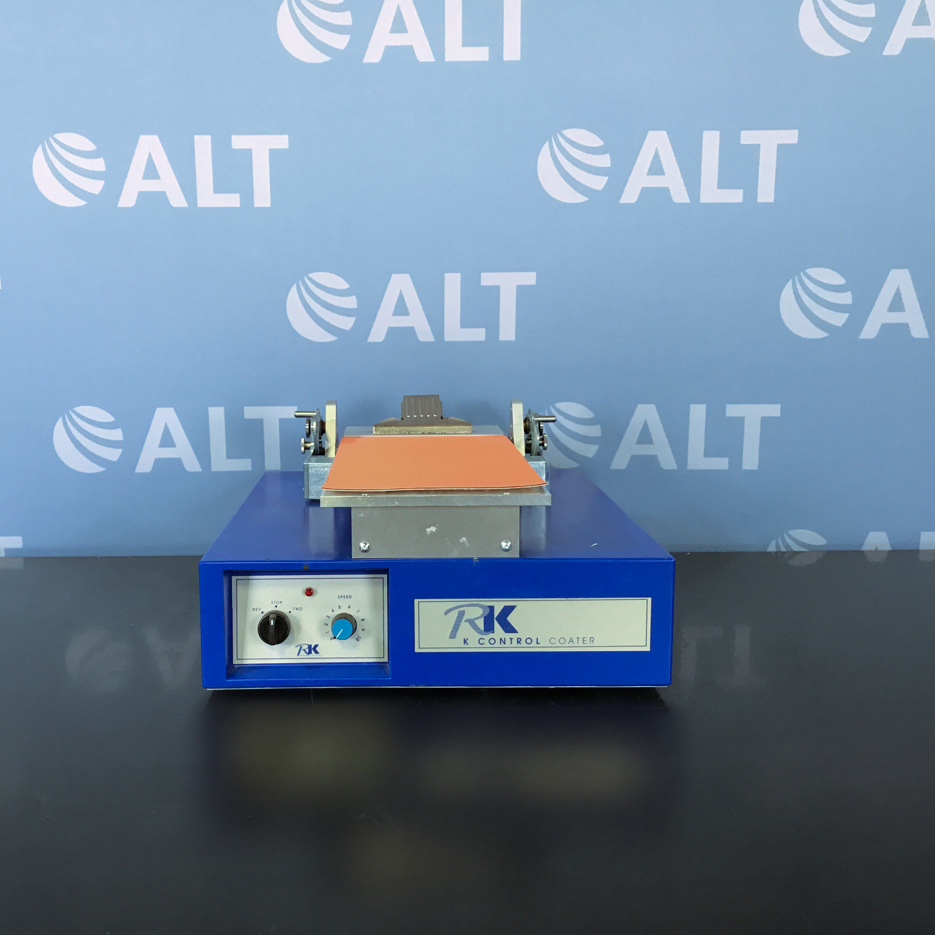 RK PrintCoat Instruments  K Control Coater Model K101 Image