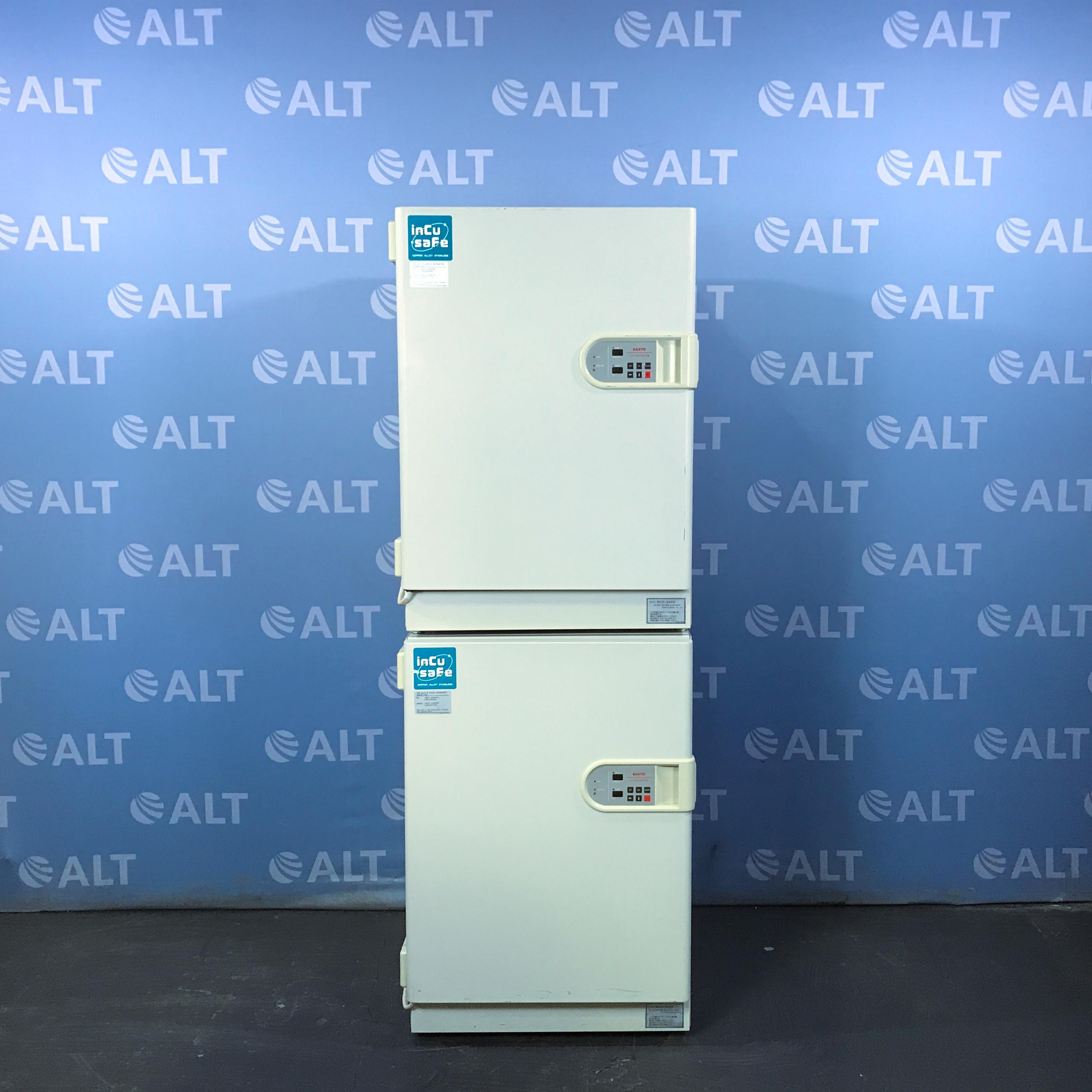 MCO-17AC CO2 Dual-Stack Incubator Name