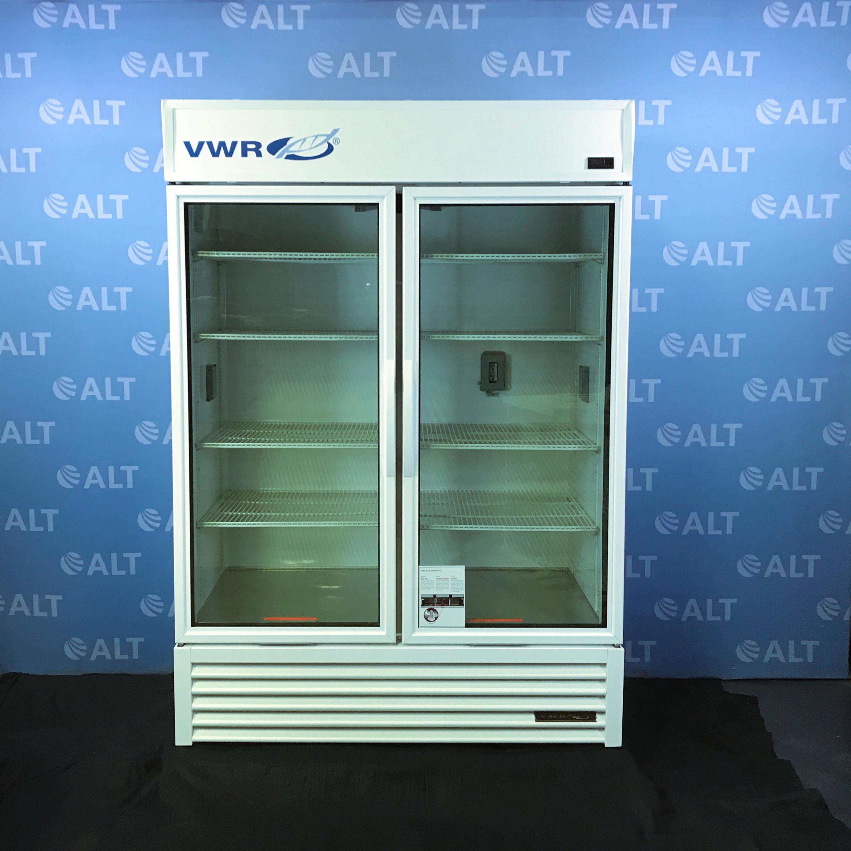VWR GDM-49-SCI-HC-TSL01  Dual Door Refrigerator Image