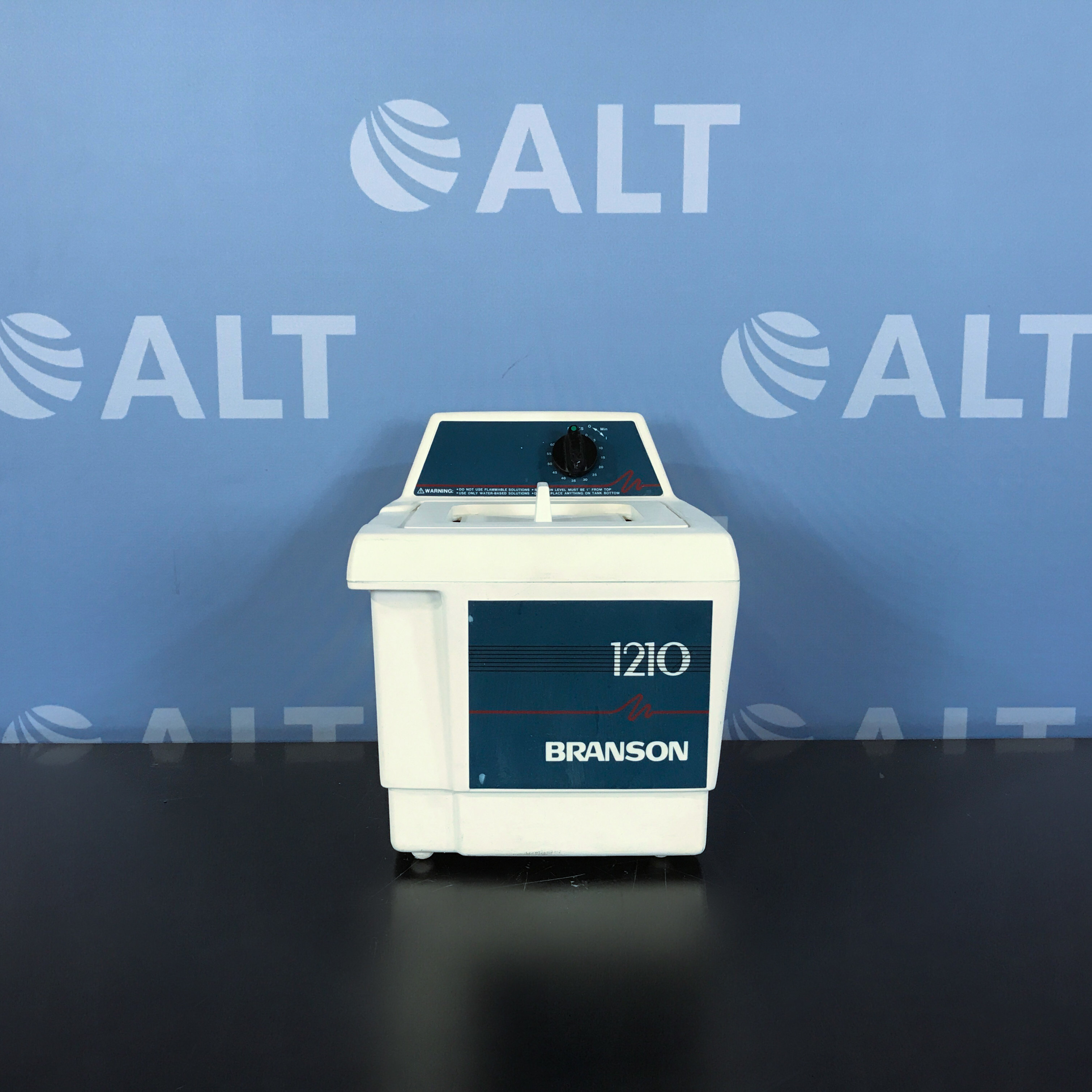 1210R-MT Ultrasonic Cleaner Name