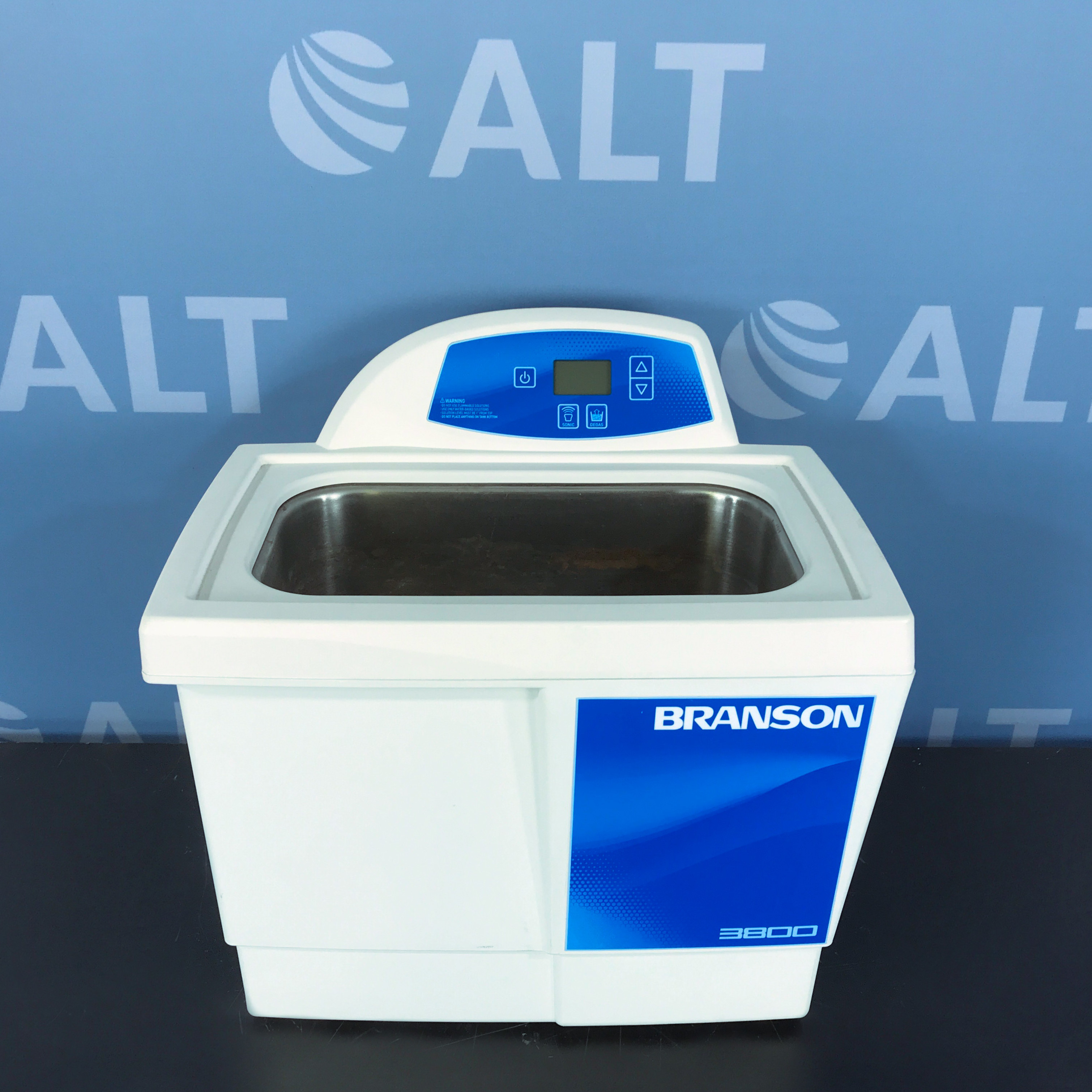 Branson 3800 Ultrasonic Cleaner Image