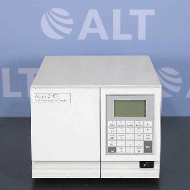 Waters 2487 Dual Absorbance Detector Image