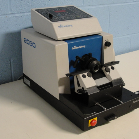 Reichert Jung 2050 SuperCut Motorized Microtome Image