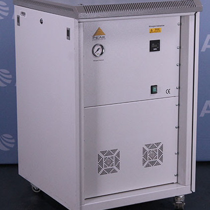 Peak Scientific NM30LA Nitrogen Generator with built-in Air Compressor Image