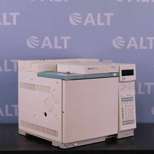 Agilent 6890 (G1530A) Plus Gas Chromatograph GC Image