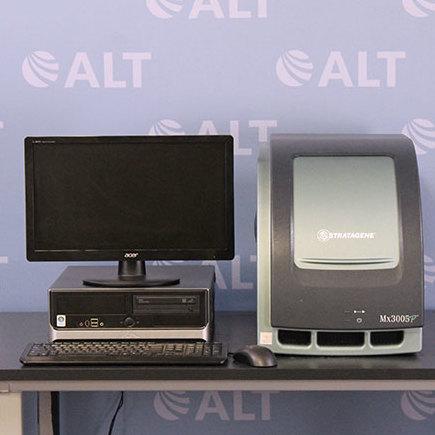 Stratagene Mx3005P QPCR System Image