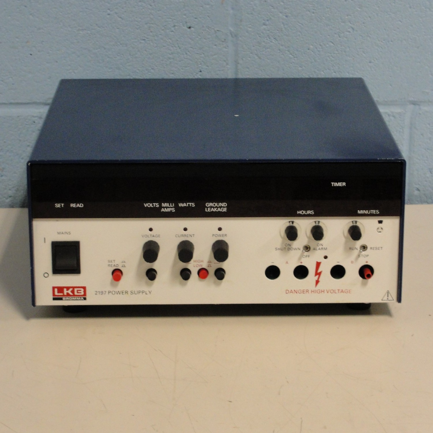 2197 Power Supply Name