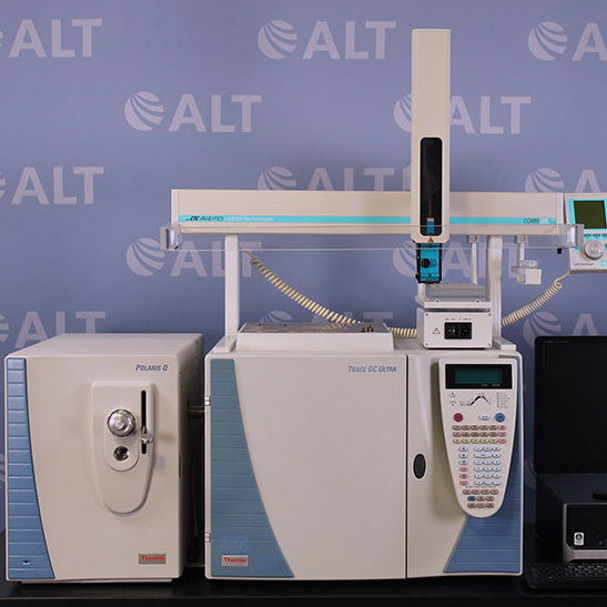 Ultra PolarisQ GC/MS Ion Trap Mass Spectrometer System Name
