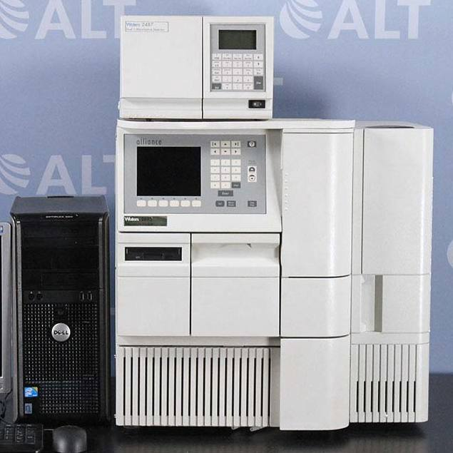 Alliance 2695 HPLC with 2487 Dual Absorbance Detector